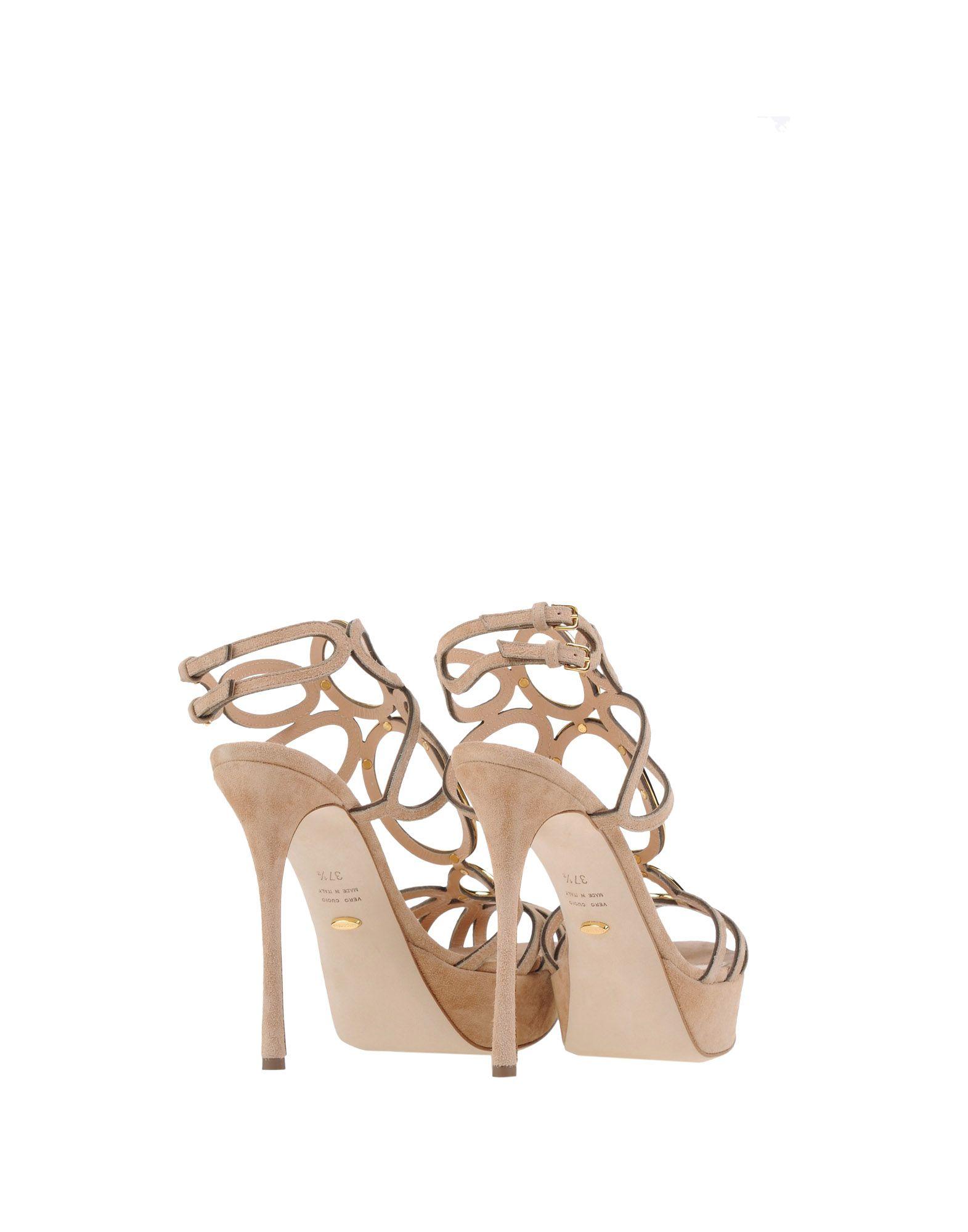 Sergio Rossi Sandalen aussehende Damen  11100722IUGünstige gut aussehende Sandalen Schuhe 5b4d05