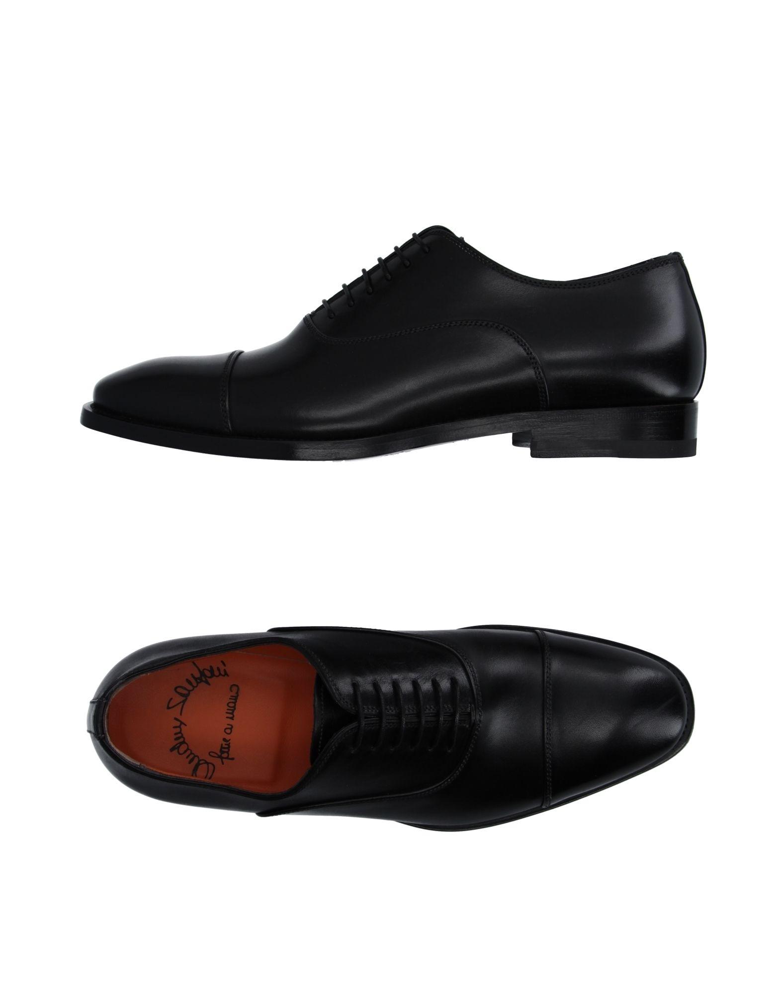 Santoni Schnürschuhe Herren  11100749LB Gute Qualität beliebte Schuhe