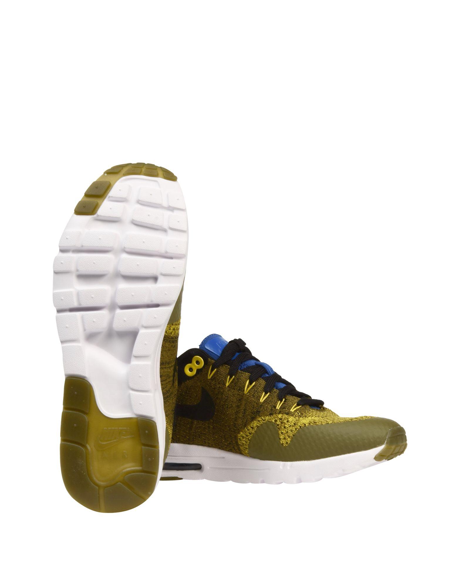 Sneakers Nike Air Max 1 Ultra Flyknit - Femme - Sneakers Nike sur ...