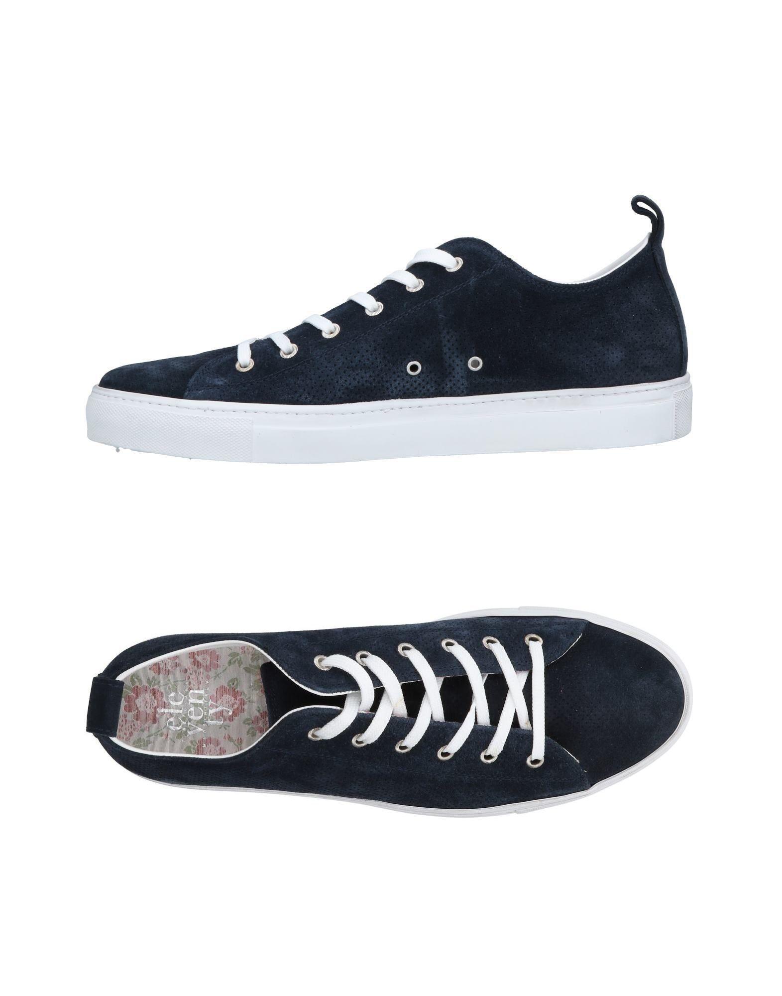 Rabatt echte Schuhe Eleventy Sneakers Herren  11101277SL