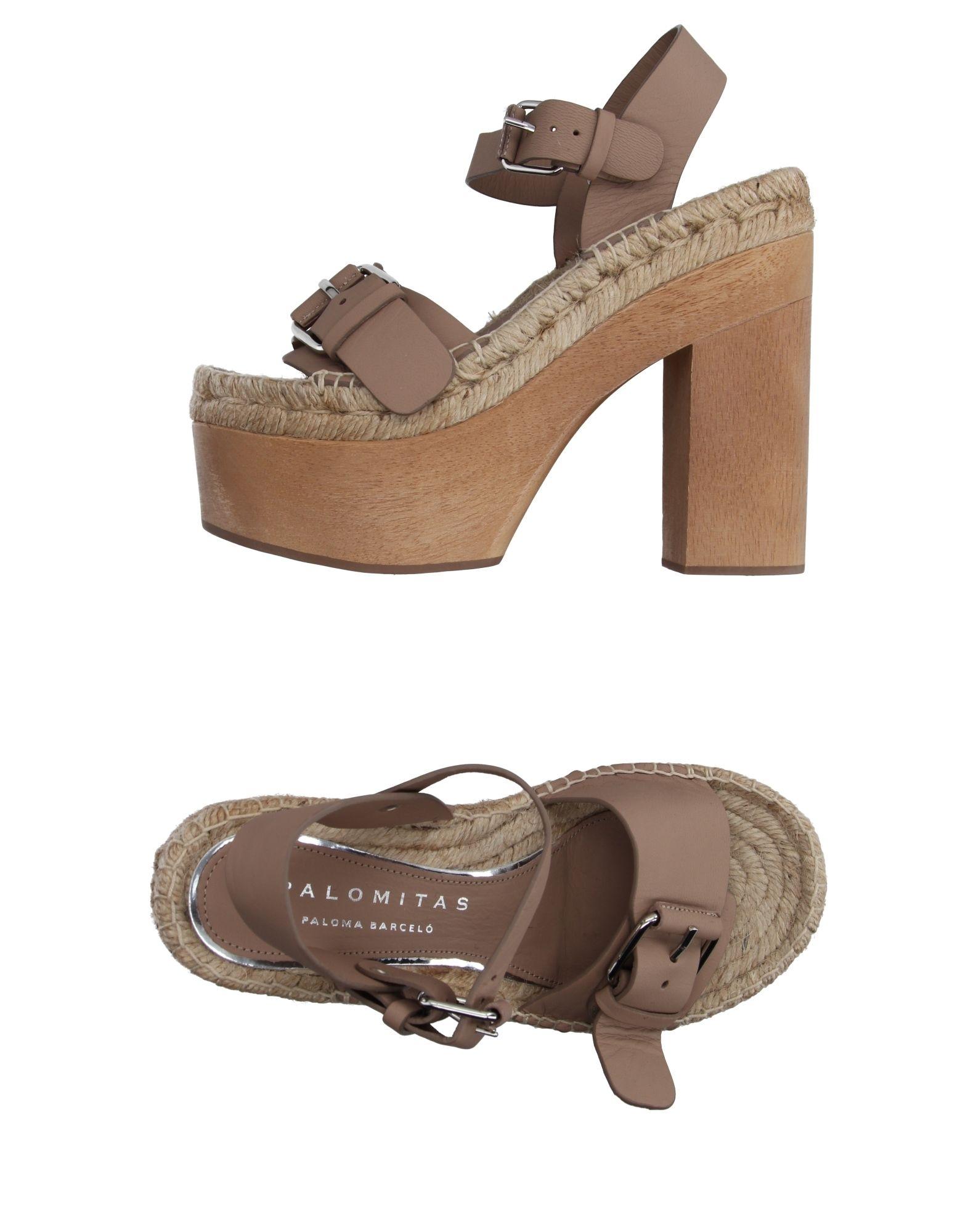 Gut tragenPalomitas um billige Schuhe zu tragenPalomitas Gut By Paloma Barceló Espadrilles Damen  11102621ID 64f831