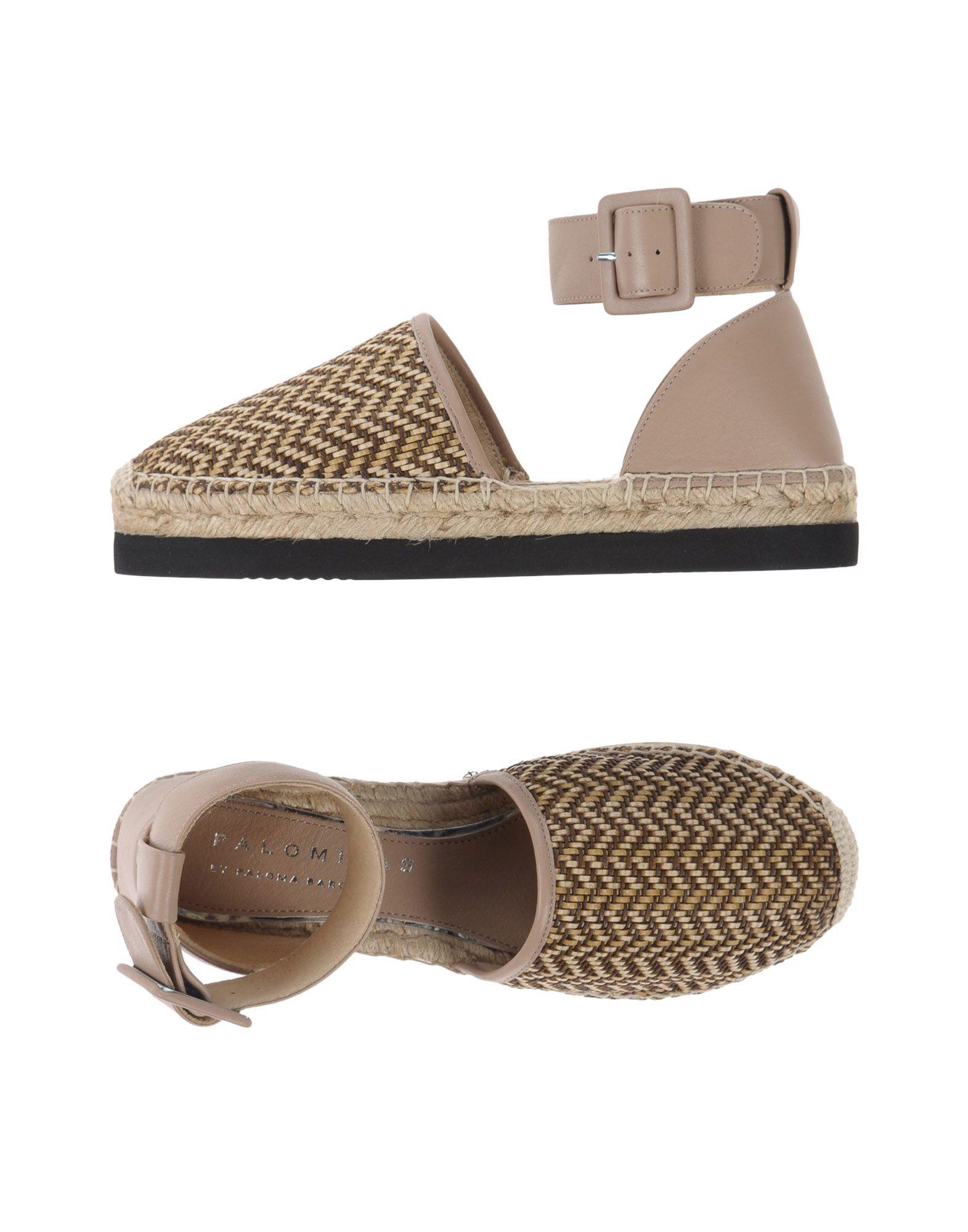 Palomitas By Paloma Barceló Espadrilles Damen  11102769AO Gute Qualität beliebte Schuhe