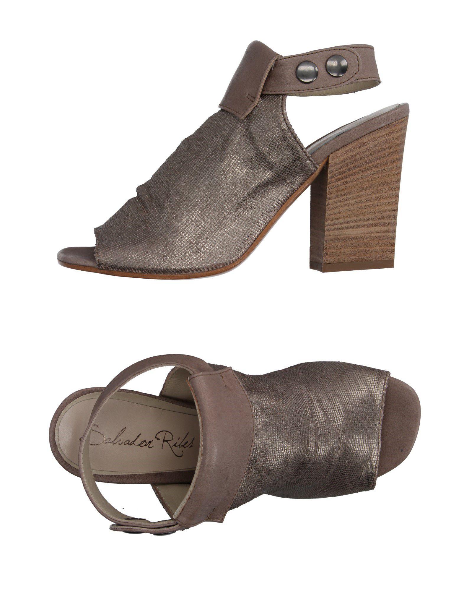 Salvador Ribes Sandalen Damen  11103232BL Gute Qualität beliebte Schuhe
