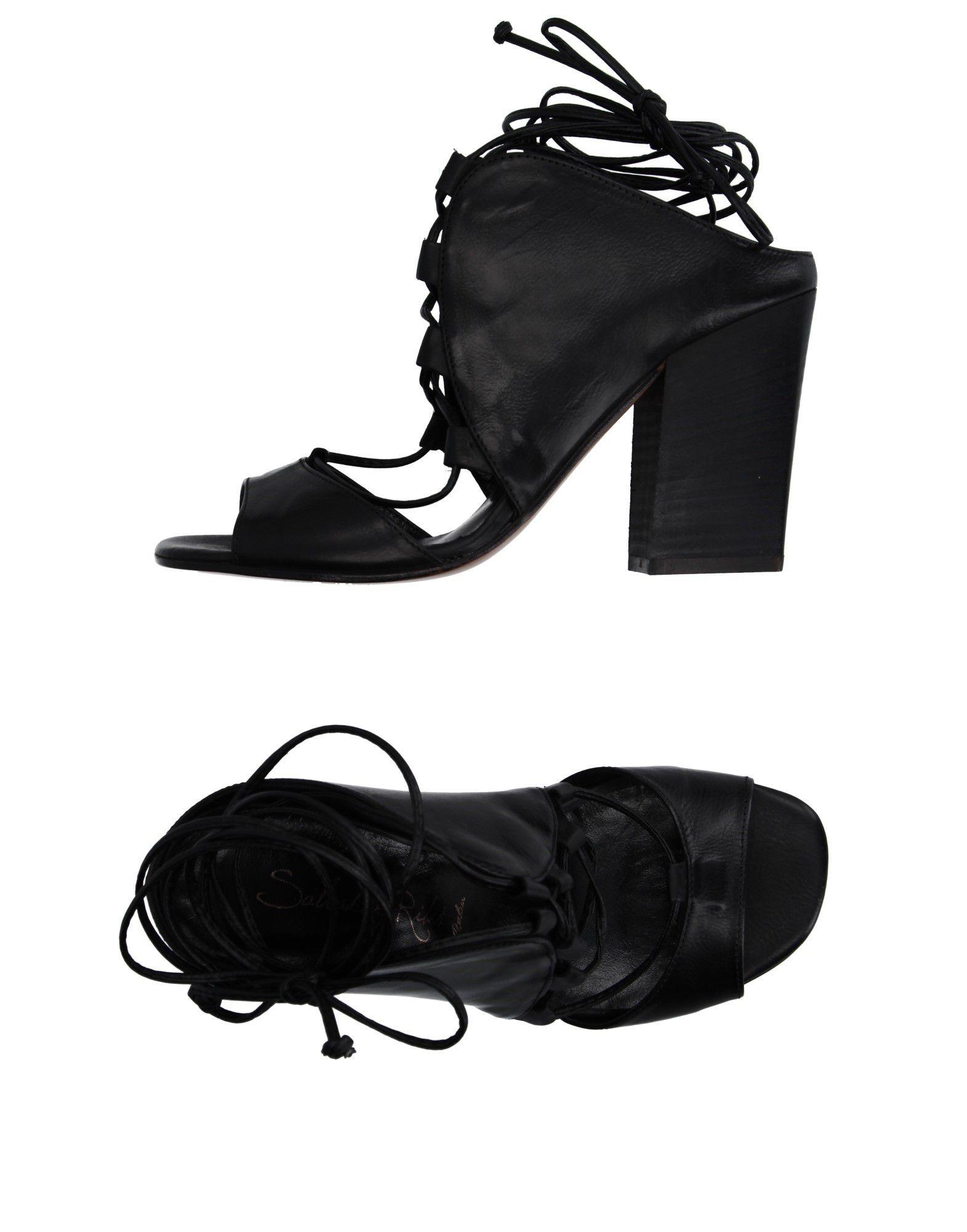 Salvador Ribes Sandalen Damen  11103245SE Gute Qualität beliebte Schuhe