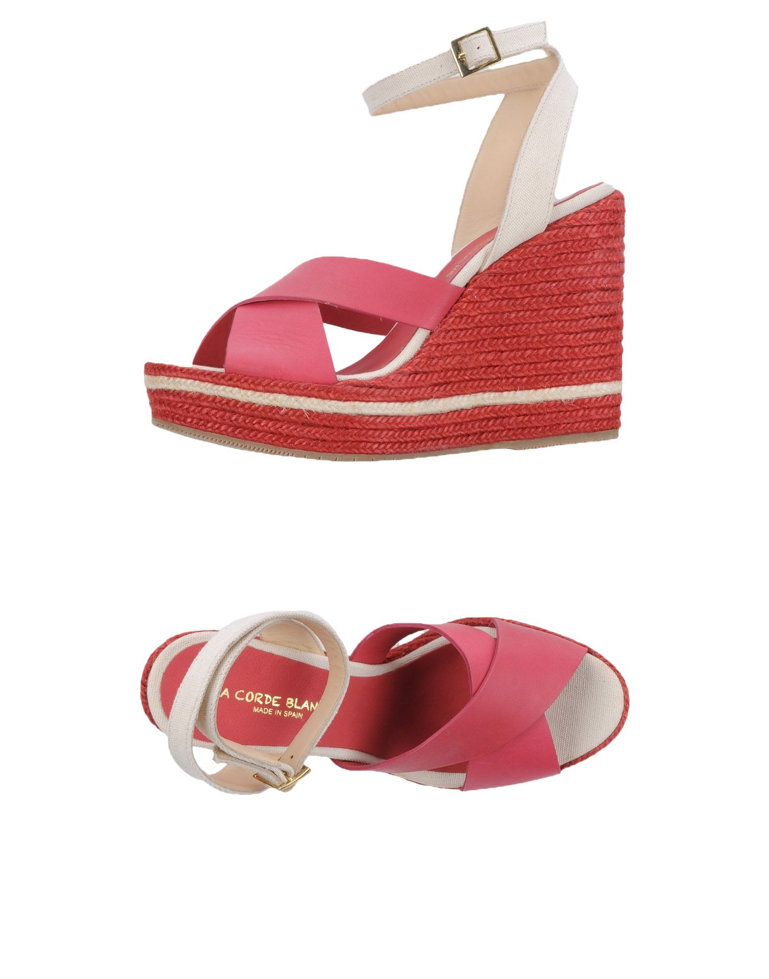 La Corde Blanche Espadrilles Damen  11103344GA Gute Qualität beliebte Schuhe