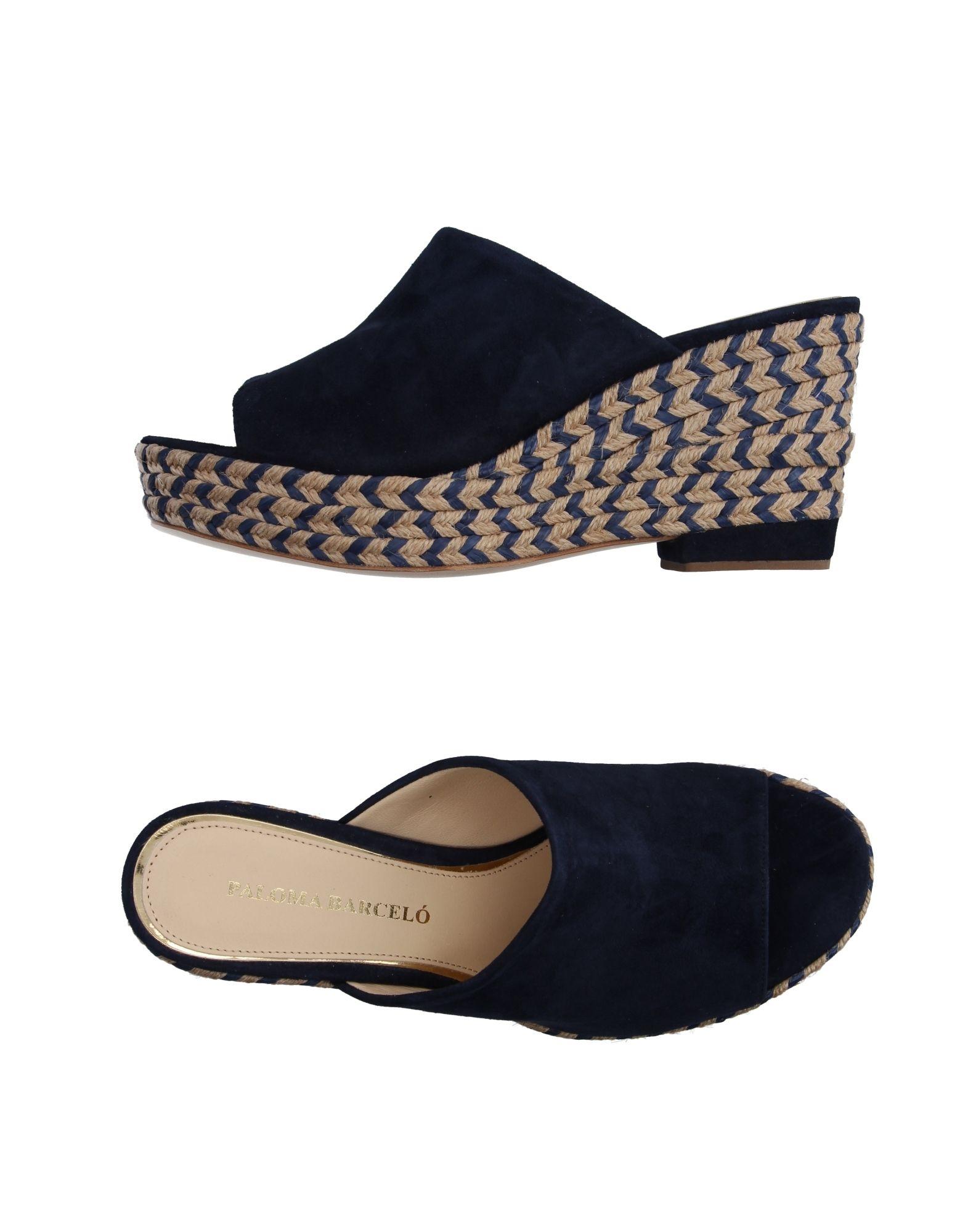 Paloma Barceló Espadrilles Damen  11103551VJ Neue Schuhe