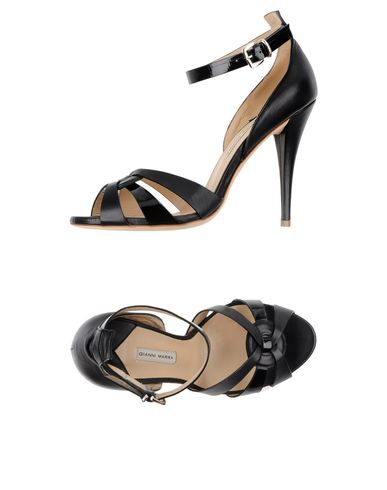 Los zapatos más populares para Gianni hombres y mujeres Sandalia Gianni para Marra Mujer - Sandalias Gianni Marra - 11103588NG Negro 52fd50