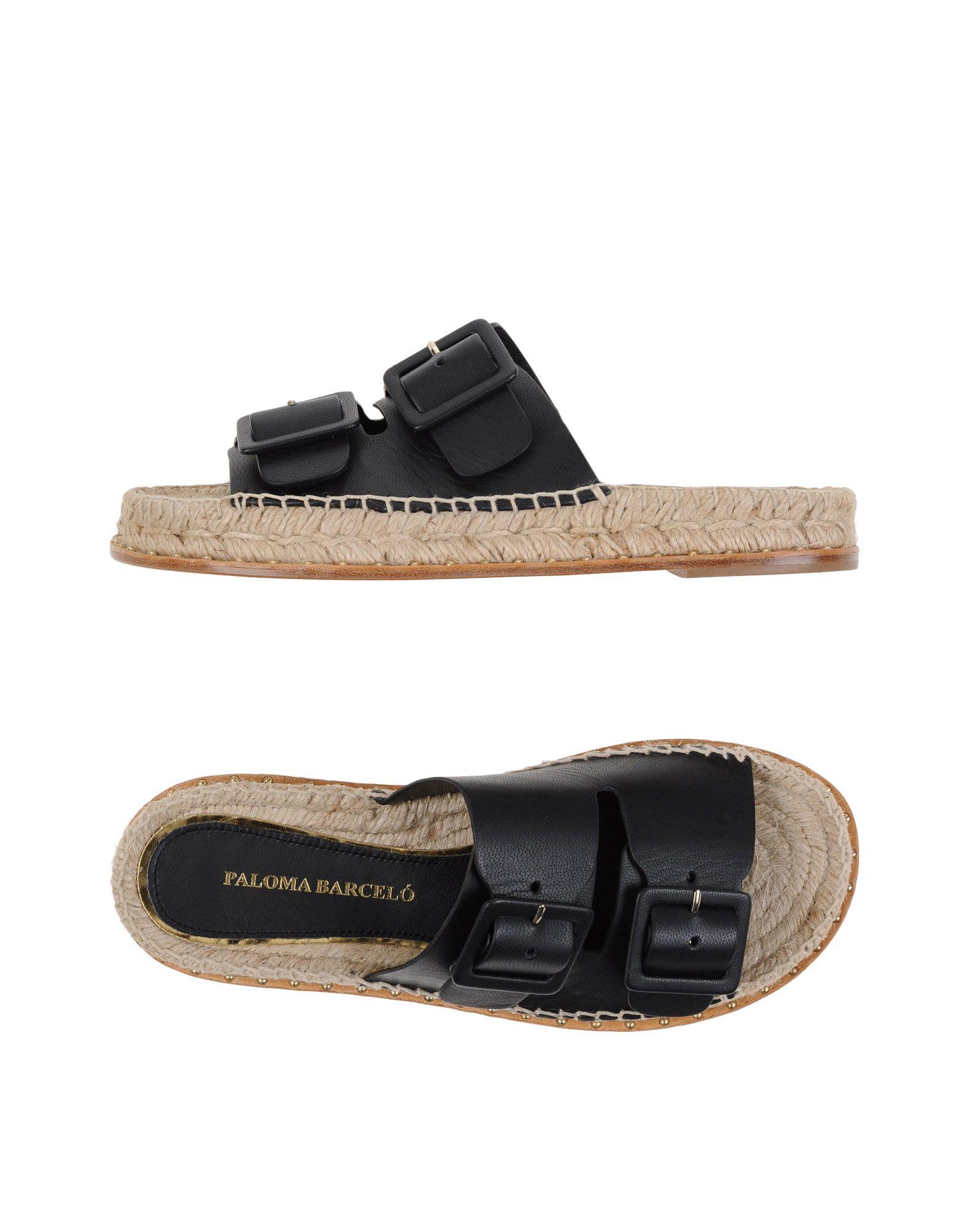 Stilvolle Barceló billige Schuhe Paloma Barceló Stilvolle Espadrilles Damen  11103617MR 31b6cf