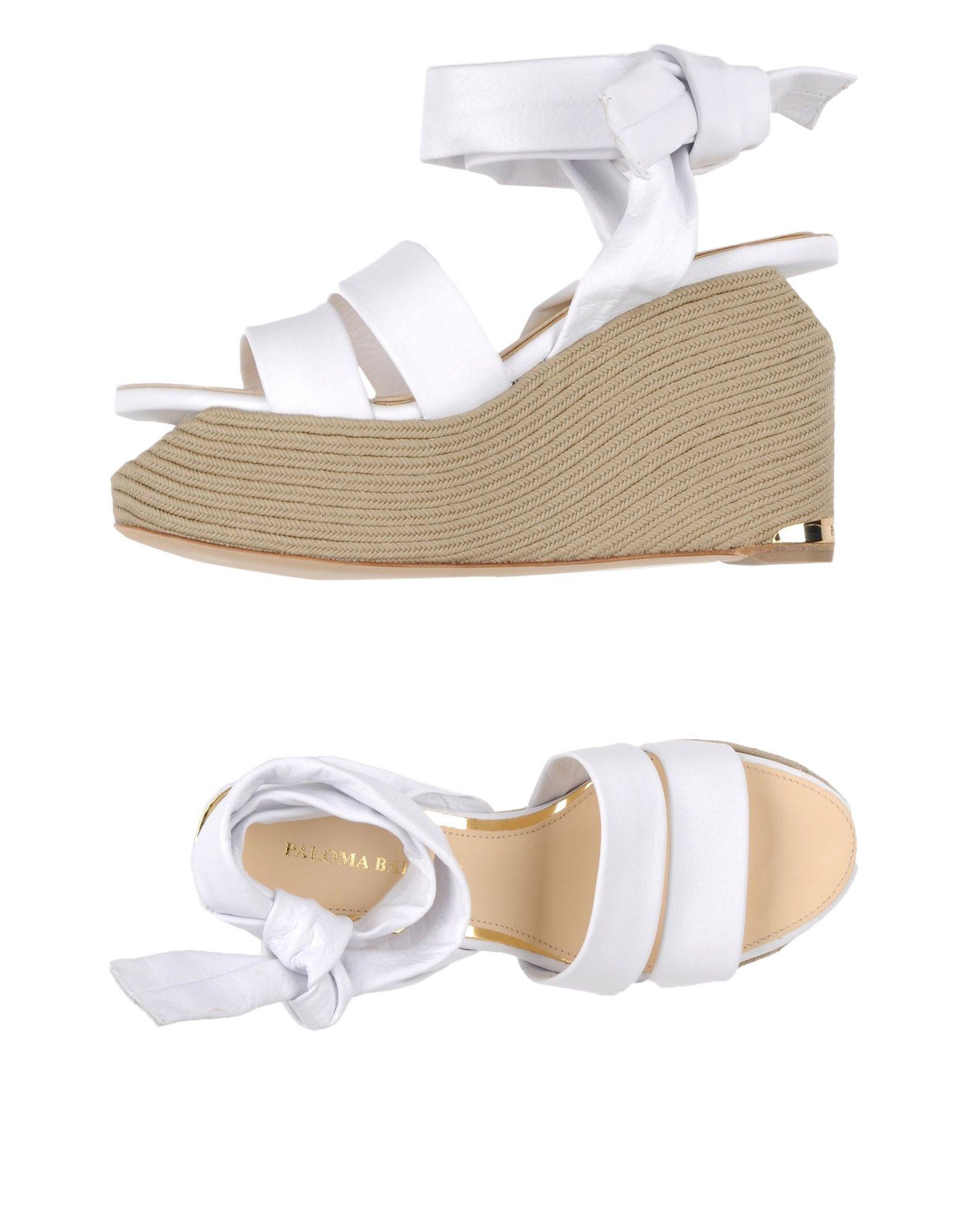 Paloma Barceló Espadrilles Damen  Schuhe 11103663UPGut aussehende strapazierfähige Schuhe  48b74b