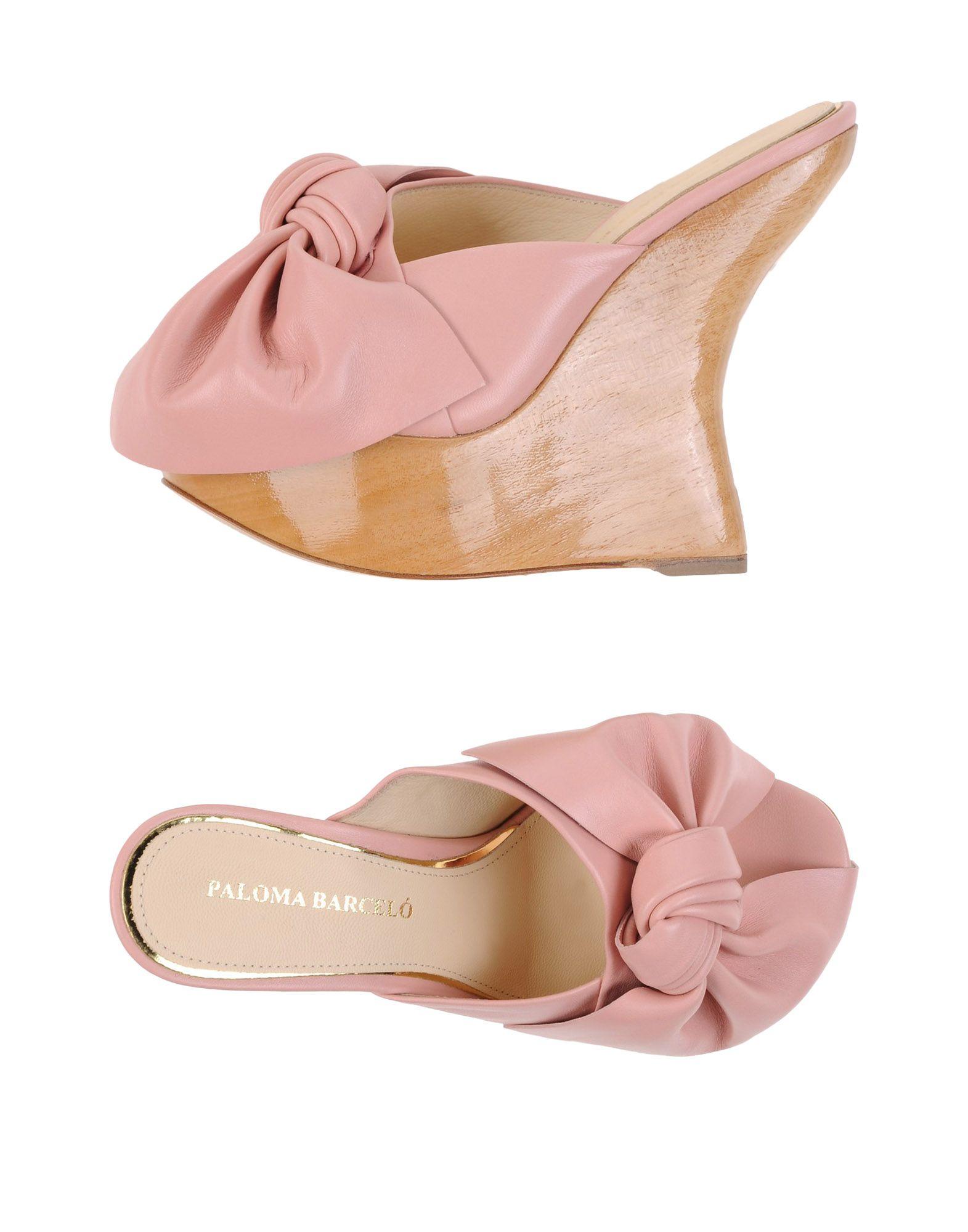 Rabatt Schuhe Pantoletten Paloma Barceló Pantoletten Schuhe Damen  11103666TP cead33