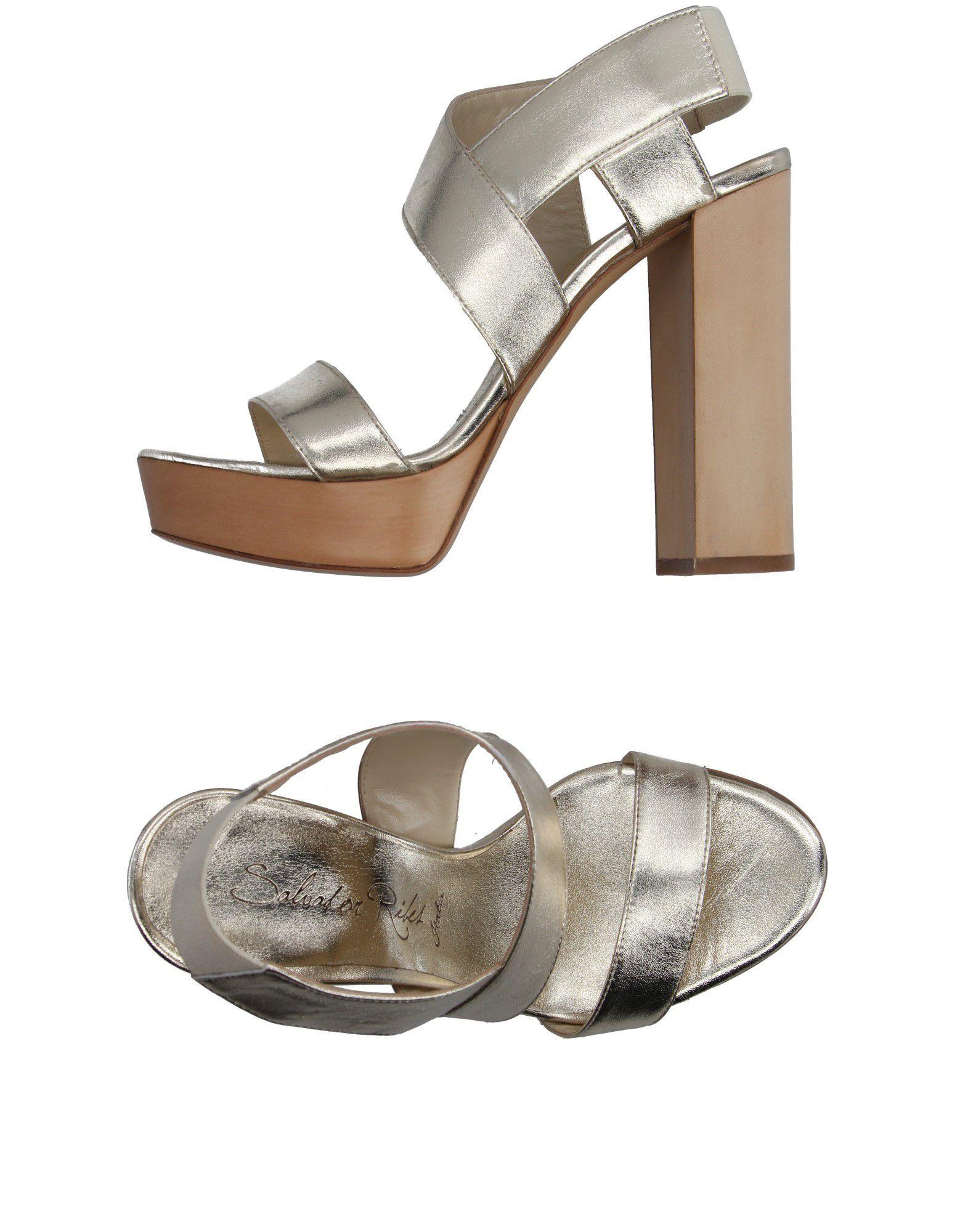 Salvador Ribes Sandalen Damen  11104138DN Gute Qualität beliebte Schuhe