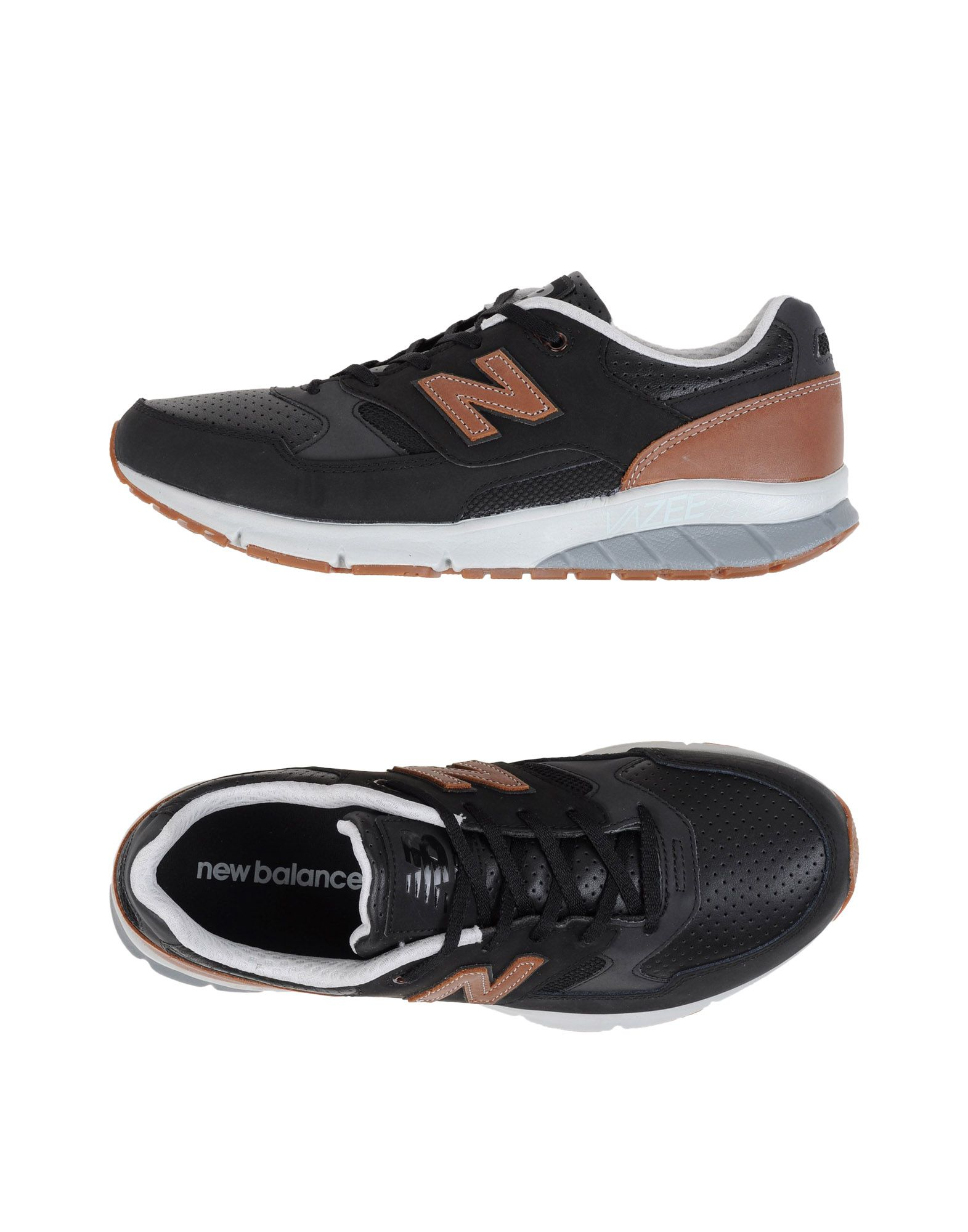 Scarpe Leather da Ginnastica New Balance 530 Vazee Luxury Leather Scarpe - Uomo - 11104168TL 50badc