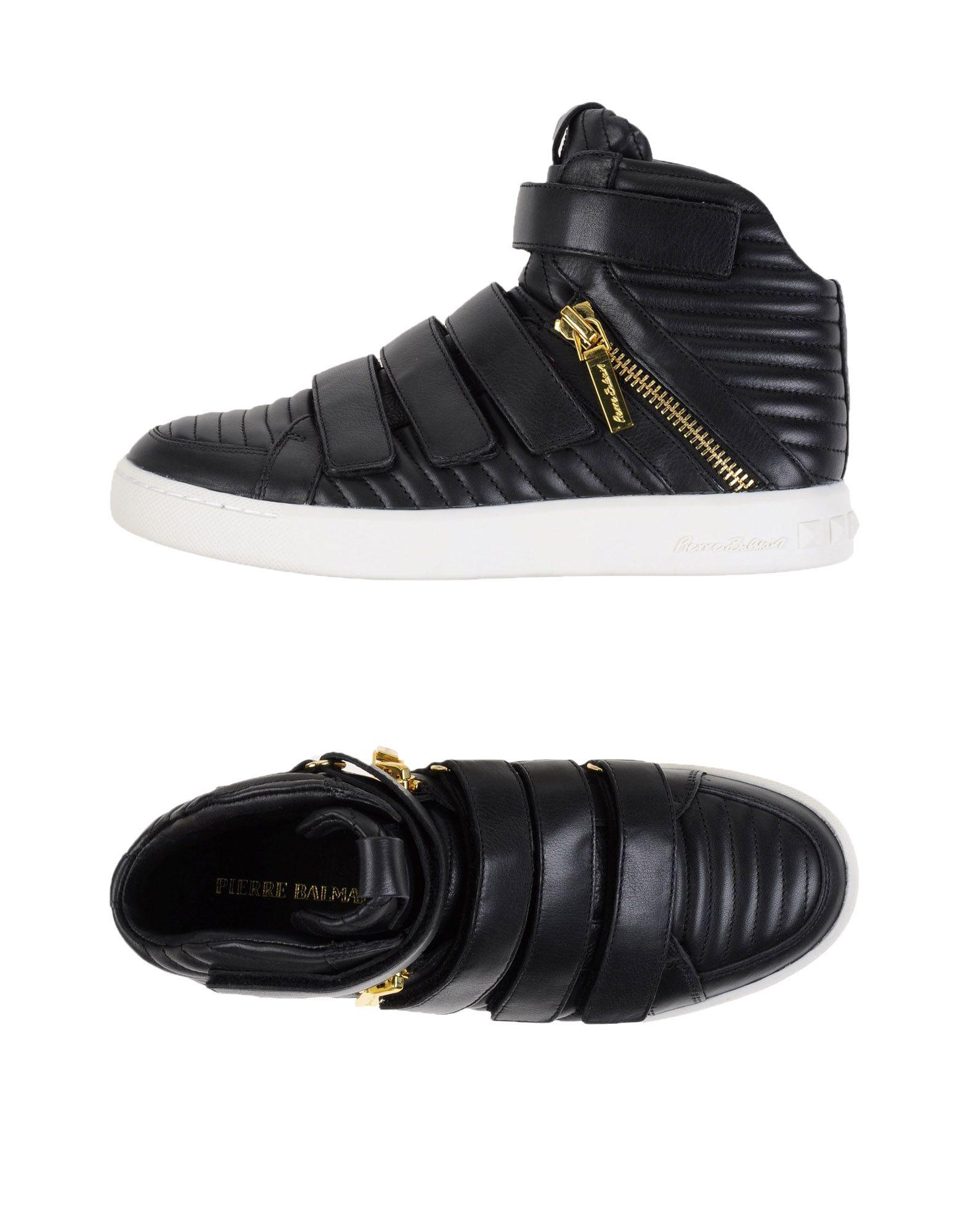 Pierre Balmain Sneakers Herren  11104411DI Neue Schuhe