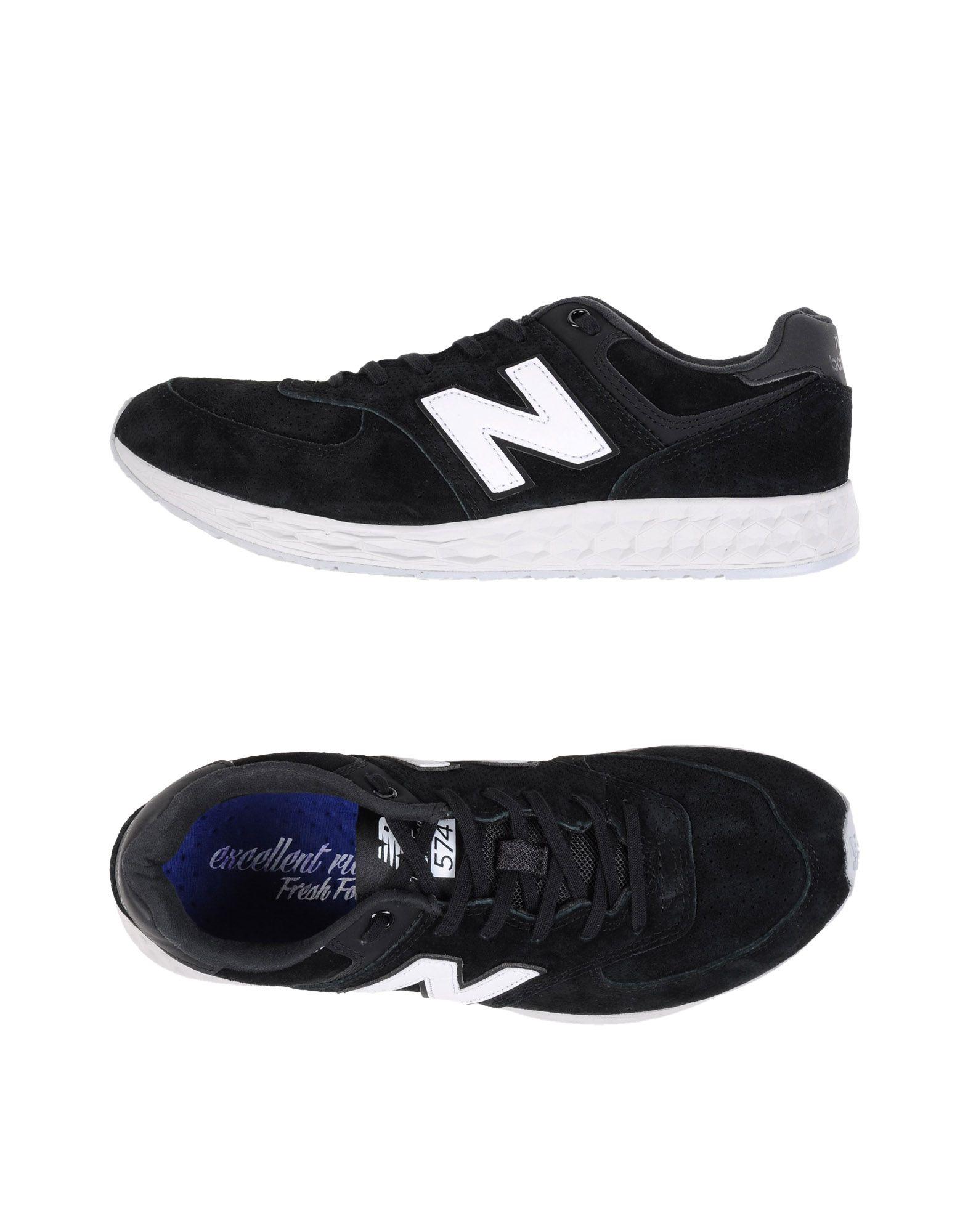 Rabatt echte Schuhe New Balance 574 11104606MN Fresh Foam Pigskin  11104606MN 574 033e55