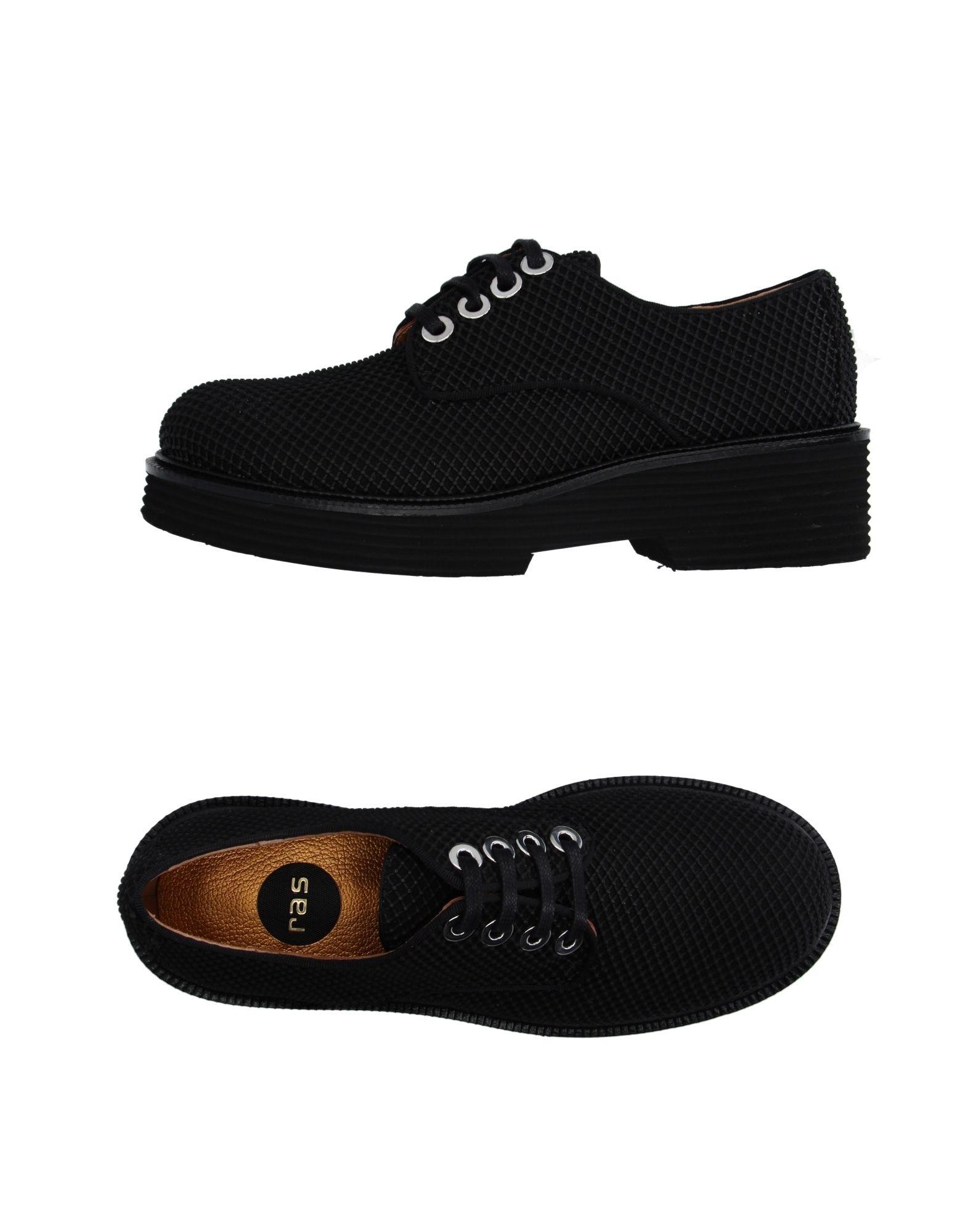 Ras Schnürschuhe Damen  11104632CE Gute Qualität beliebte Schuhe