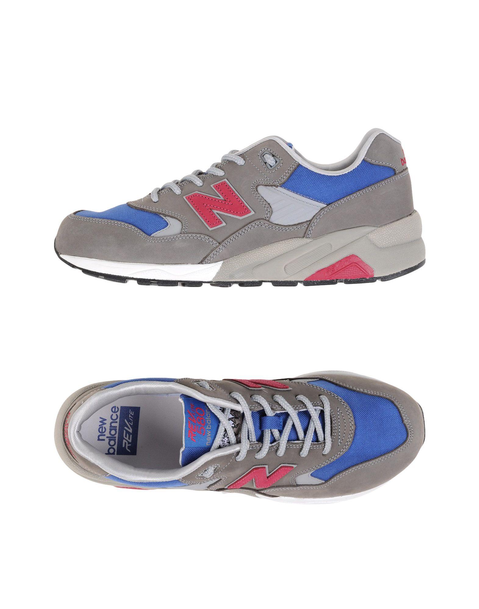 Sneakers New Balance 580 Nubuck - Uomo Uomo Uomo - 11104656VB 2a0b5d
