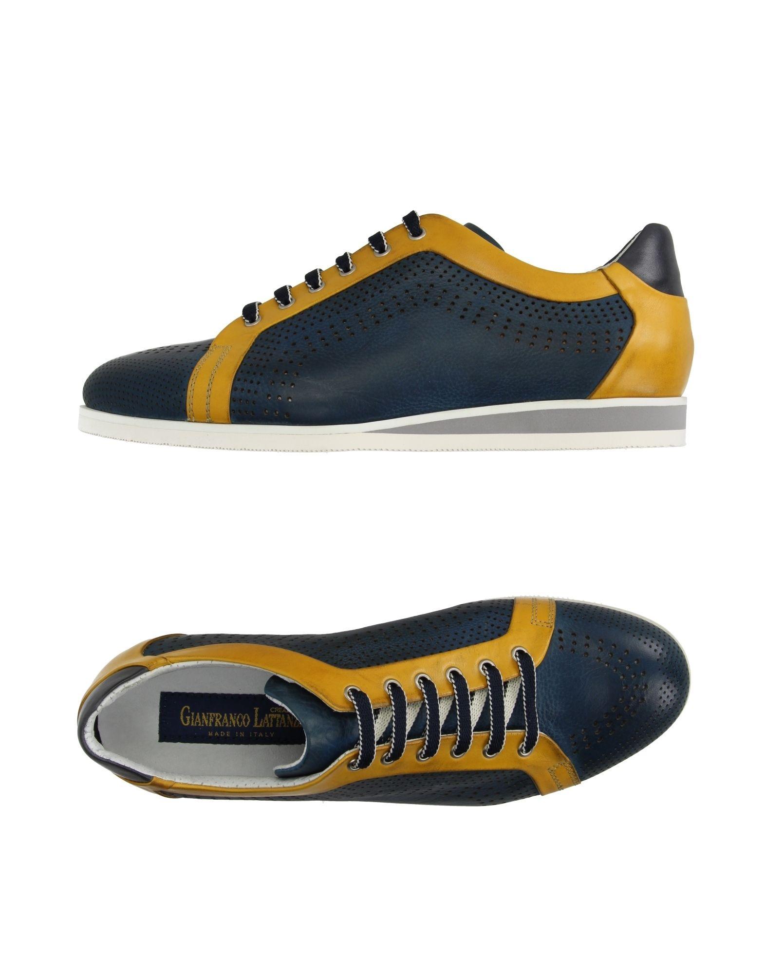 Gianfranco Lattanzi Sneakers Herren  11104881AX Neue Schuhe