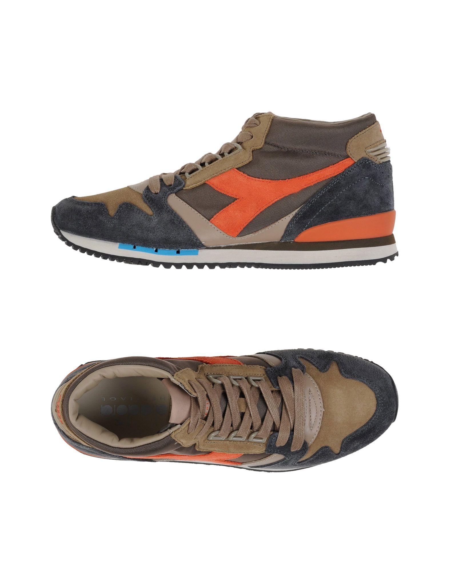 Sneakers Diadora Heritage Exodus 5/8 Sw - Uomo - 11105719GO