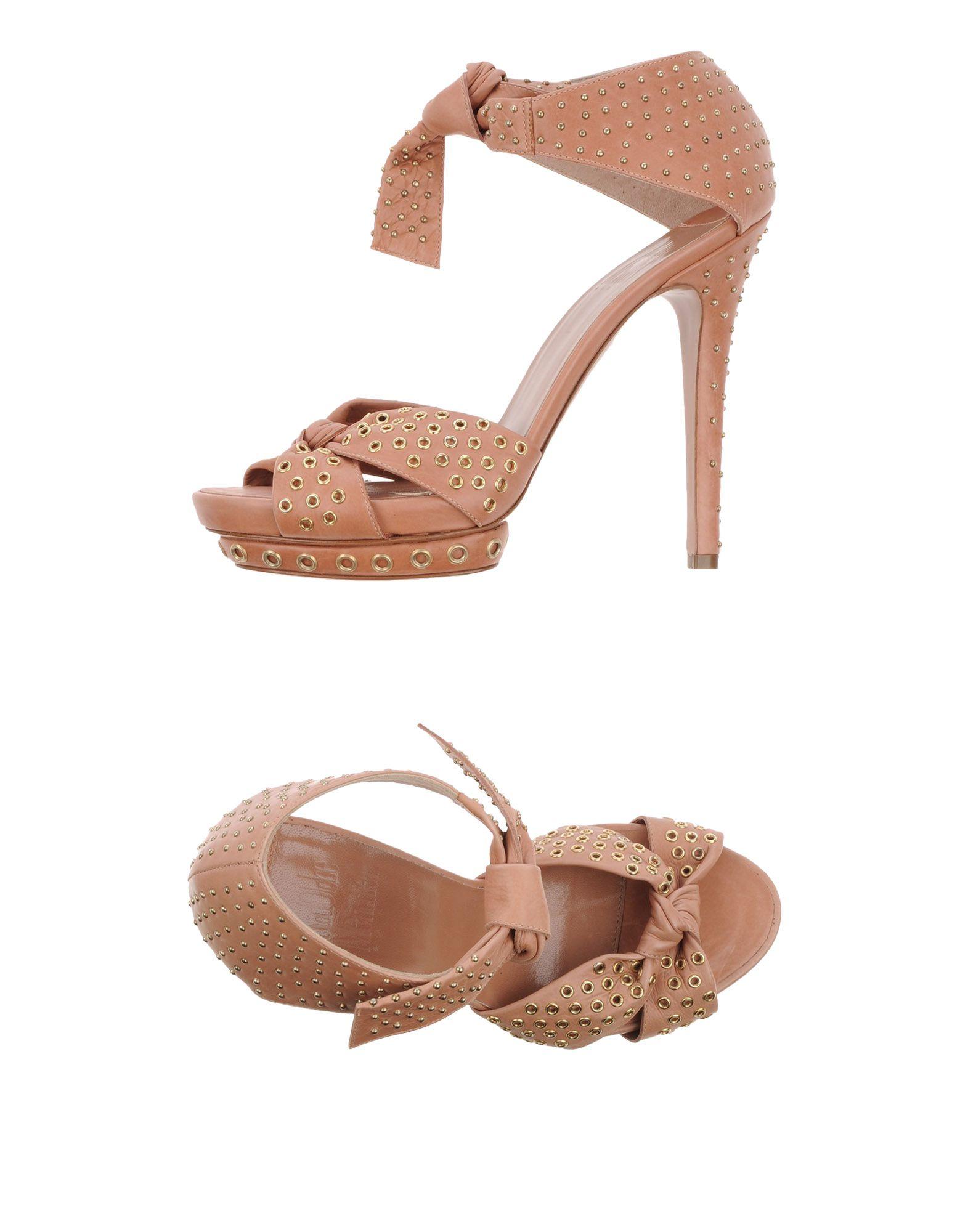 Rodolphe Menudier Sandalen Damen  11106004NJGünstige gut aussehende Schuhe