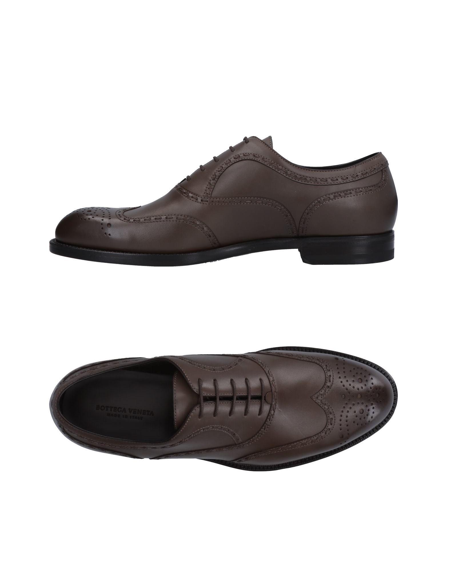 Bottega Veneta Schnürschuhe Herren  11106285OD Gute Qualität beliebte Schuhe