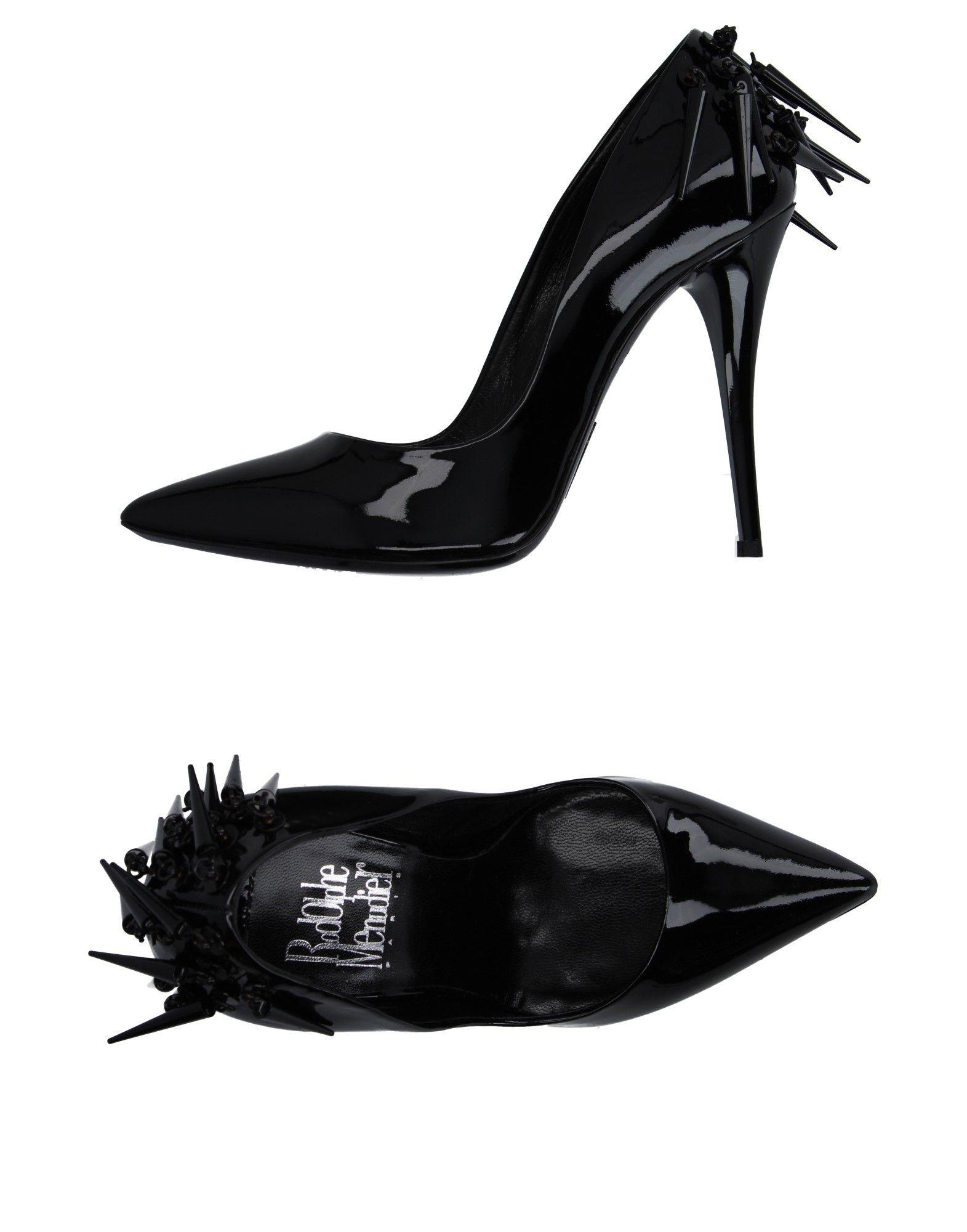 Rodolphe Menudier Pumps aussehende Damen  11106426VVGünstige gut aussehende Pumps Schuhe 9dc8a5