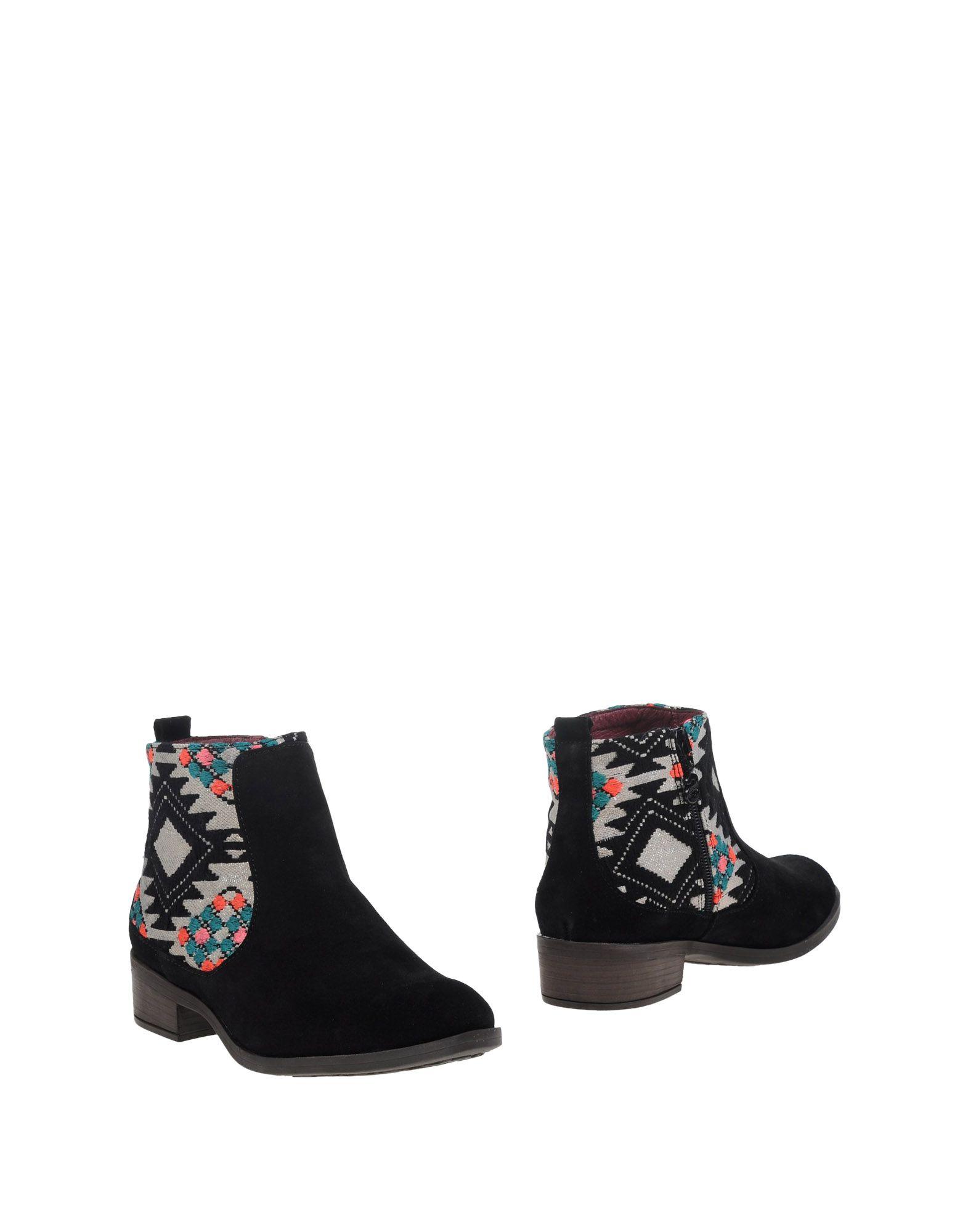 Gut tragenDesigual um billige Schuhe zu tragenDesigual Gut Stiefelette Damen  11106651IA fefcfa