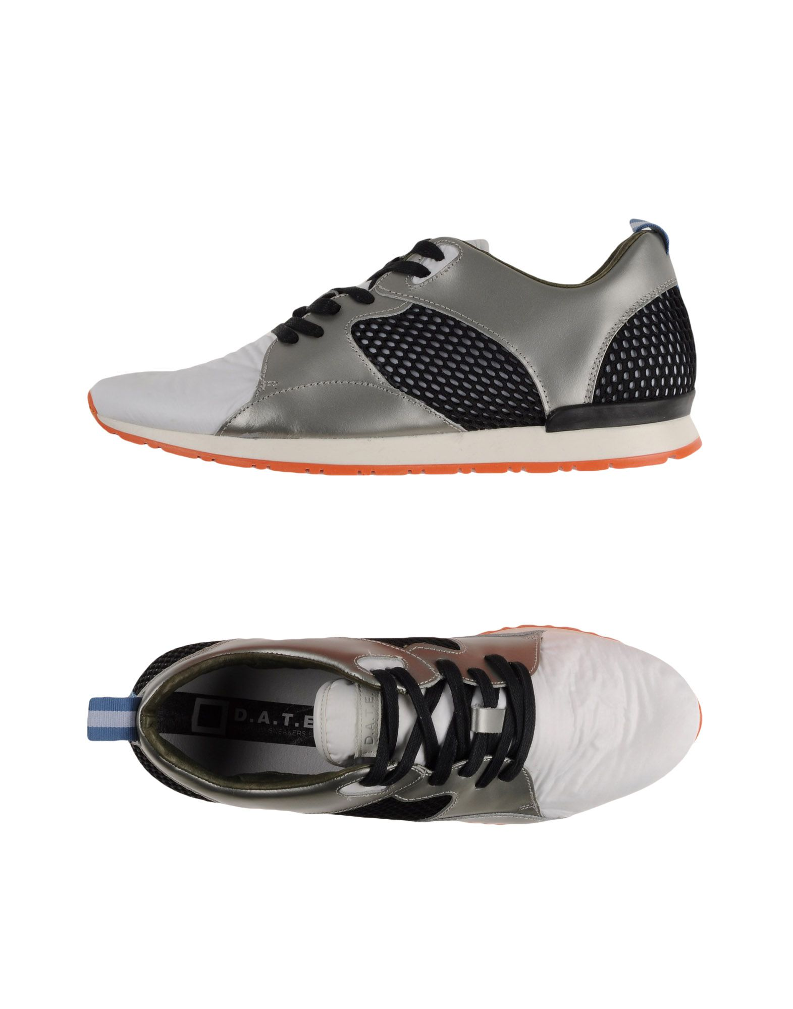 Rabatt echte Schuhe D.A.T.E. Sneakers Herren  11106721DW