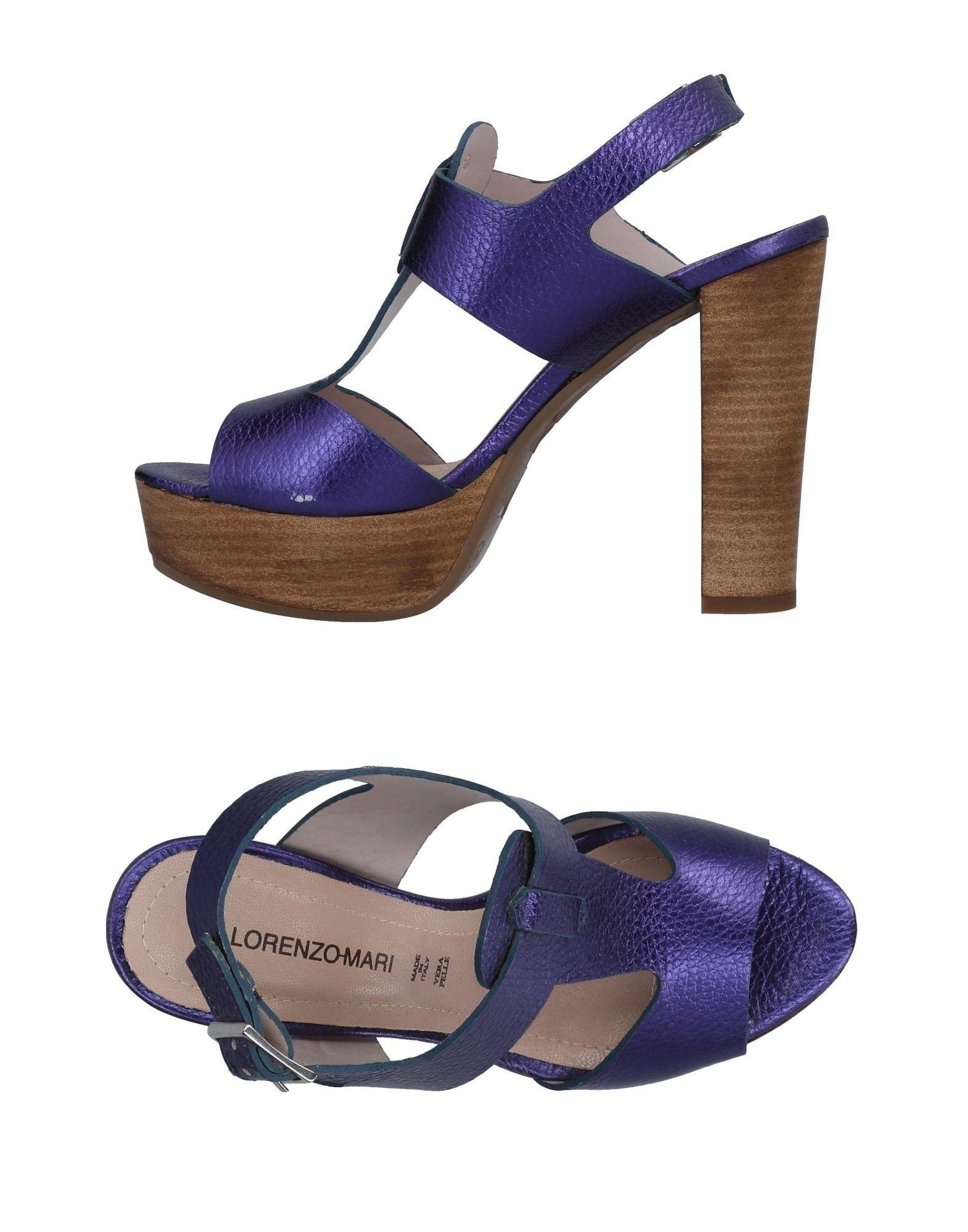 Lorenzo Mari Sandalen Damen  11107045QT Gute Qualität beliebte Schuhe