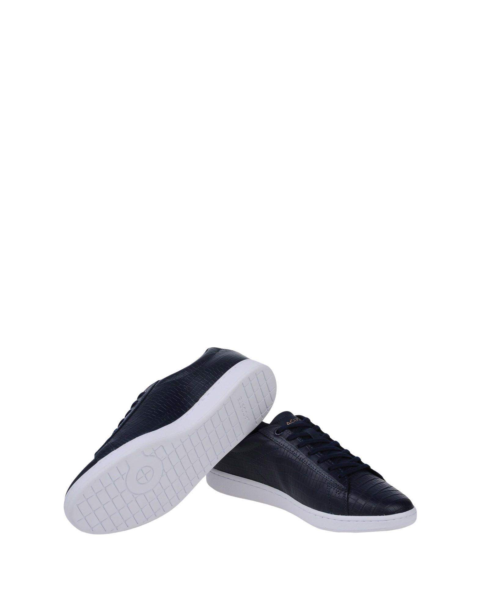 Sneakers Lacoste Carnaby Evo G316 8 - Femme - Sneakers Lacoste sur