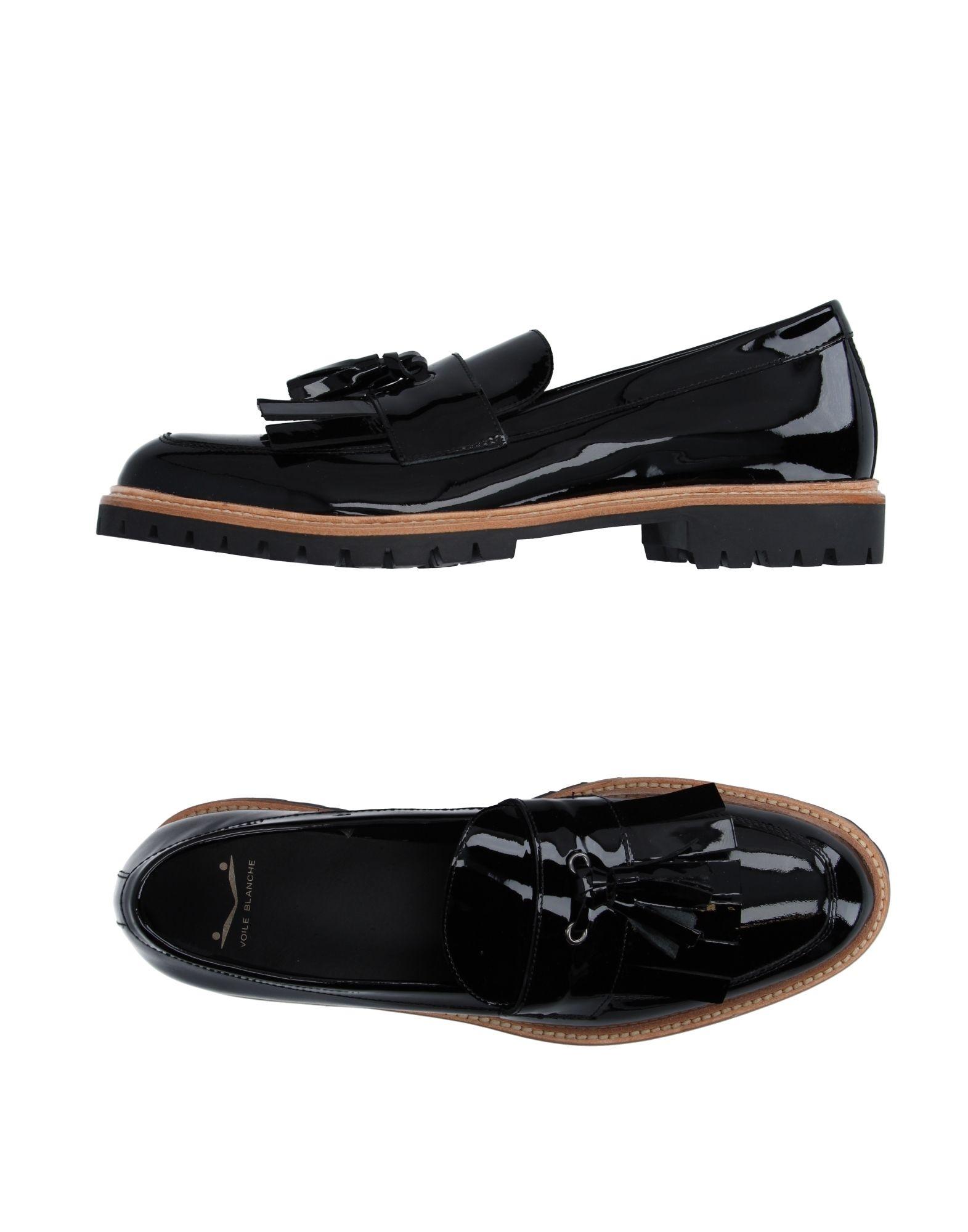 Stilvolle billige Schuhe Voile Blanche Mokassins Damen  11107251PC