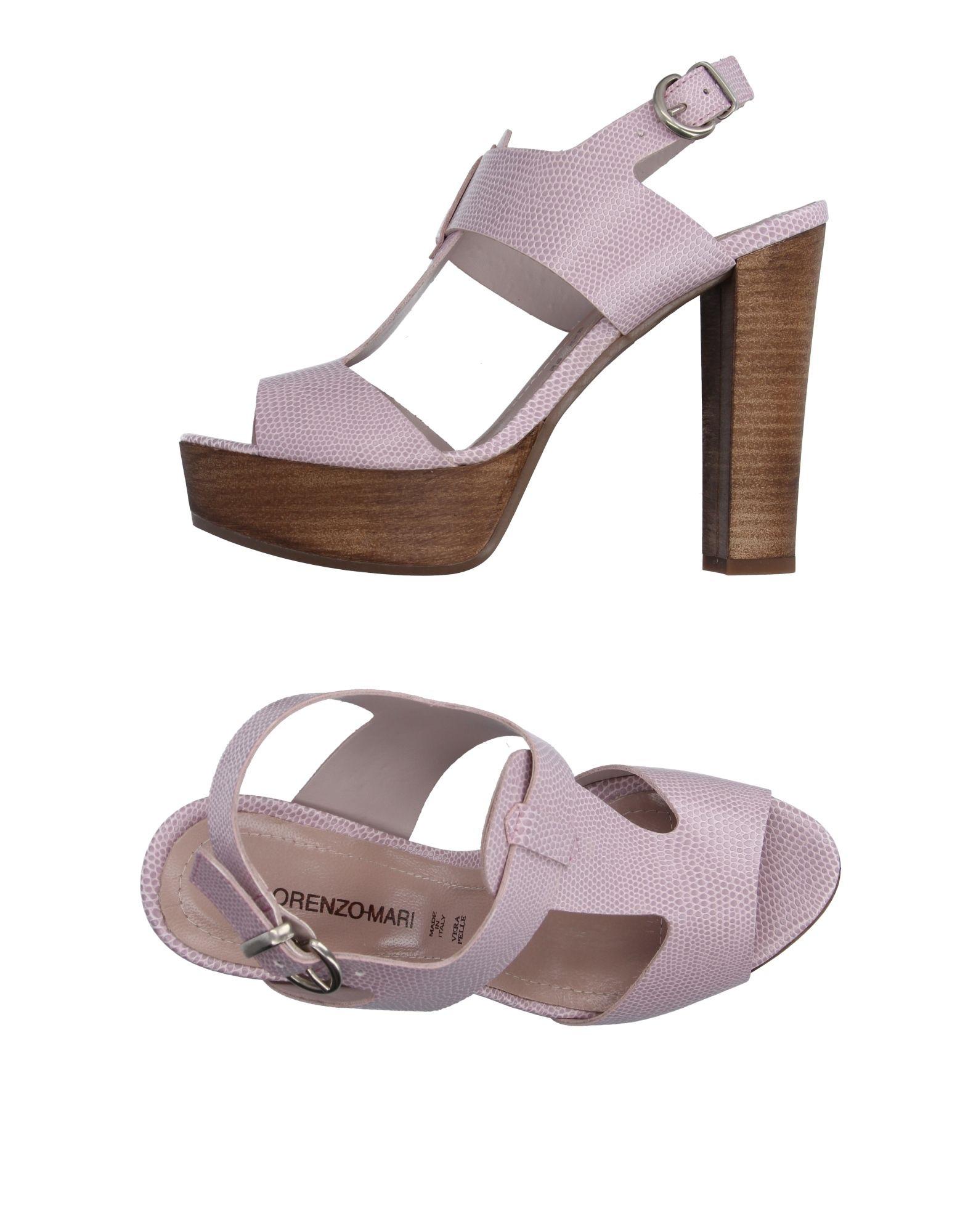 Lorenzo Mari Sandalen Damen    11107287LL Neue Schuhe a0defe