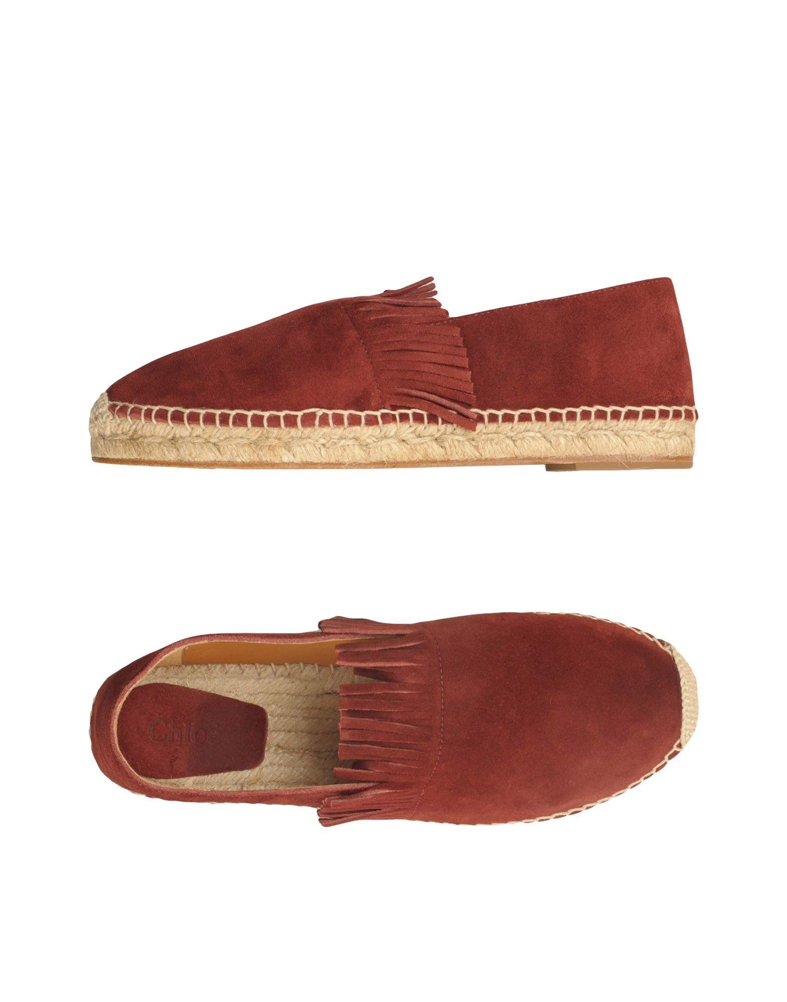 Chloé Espadrilles Damen Damen Espadrilles  11107426KE Heiße Schuhe 389ce0