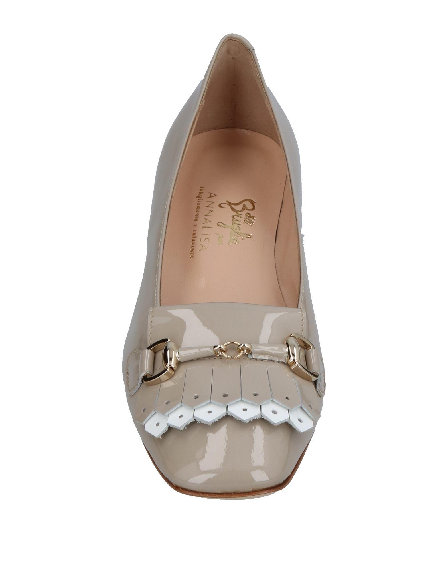 Gut um billige Schuhe zu tragenF.Lli Bruglia Mokassins Damen  11107429CH