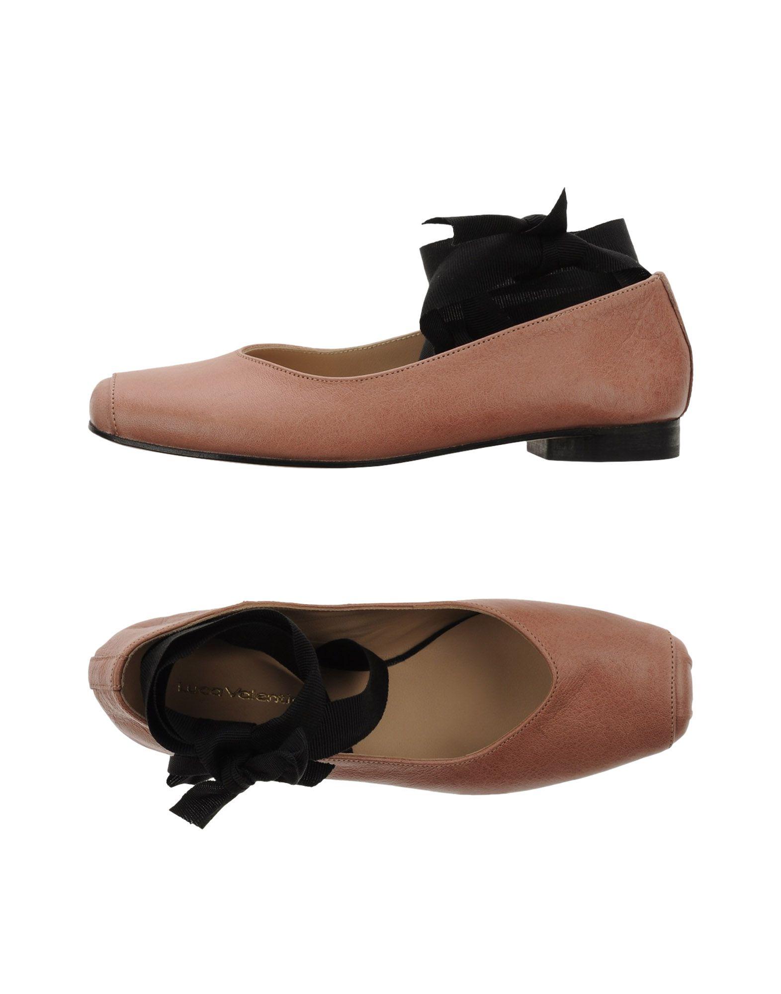 Luca Valentini Ballerinas Qualität Damen 11107707SE Gute Qualität Ballerinas beliebte Schuhe f12caa