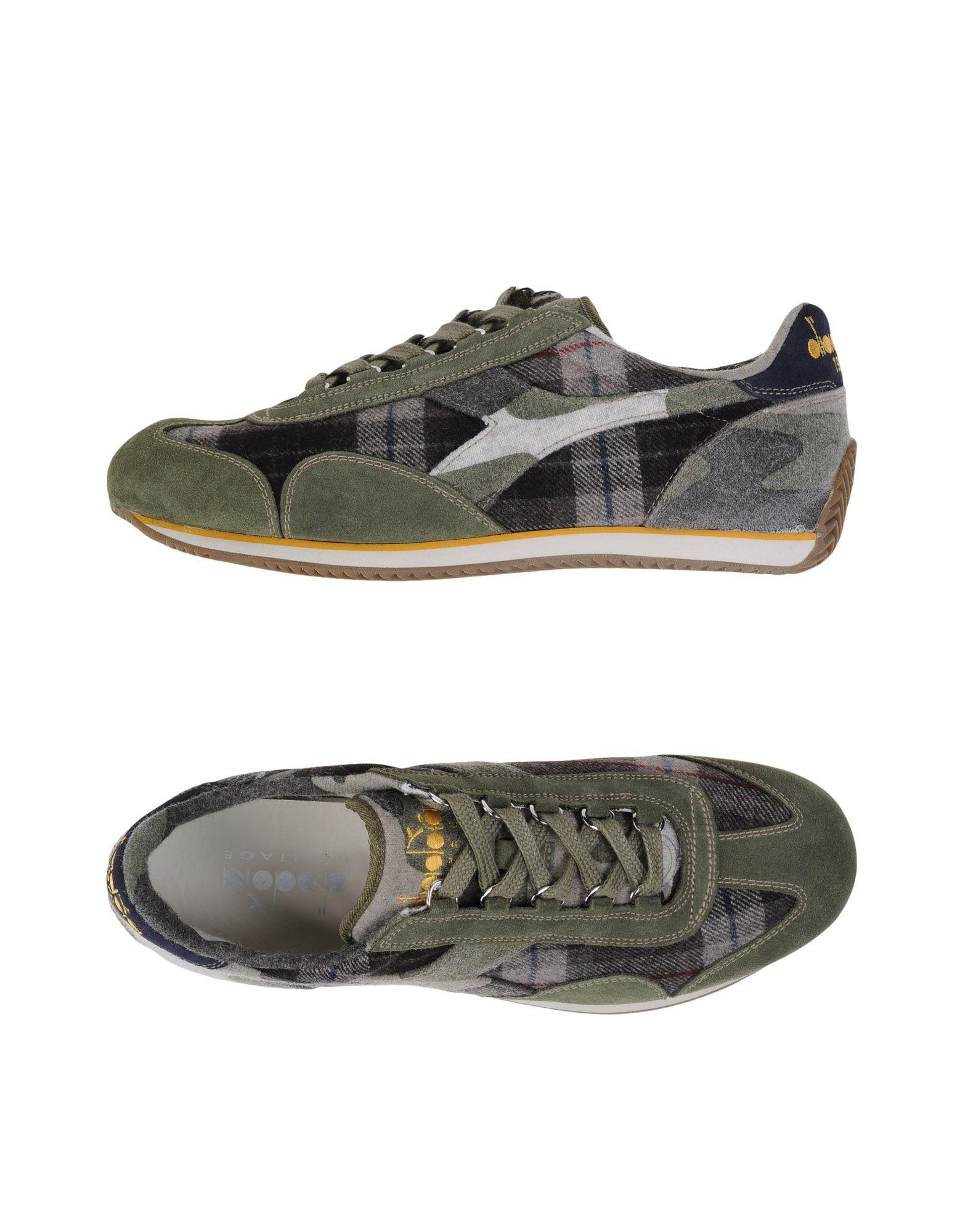 Sneakers Diadora Heritage Equipe Check - Uomo - 11107731RW
