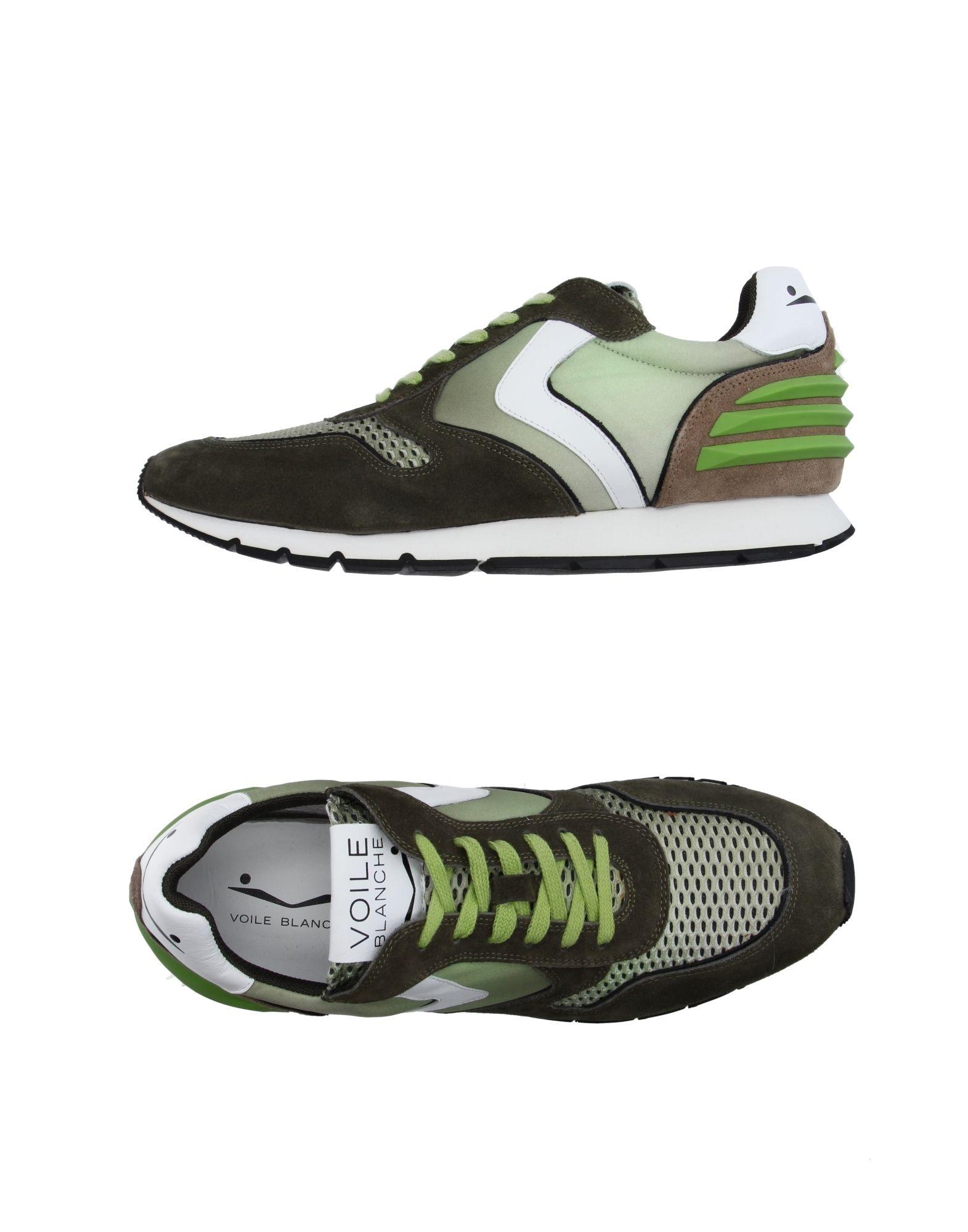 Rabatt echte Herren Schuhe Voile Blanche Sneakers Herren echte  11107979HM a27a31