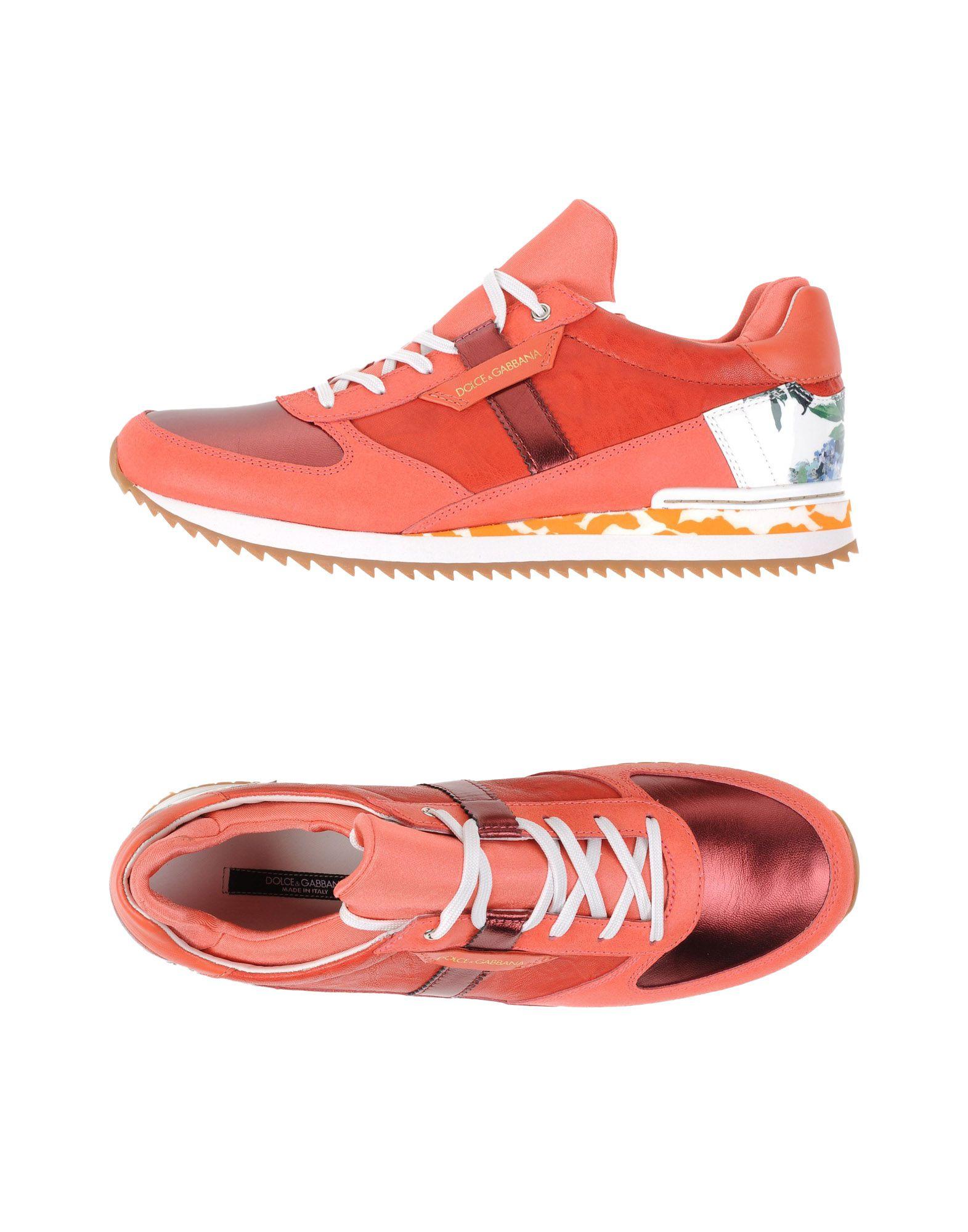 Dolce & Gabbana Sneakers Damen  11107996MLGünstige gut aussehende Schuhe