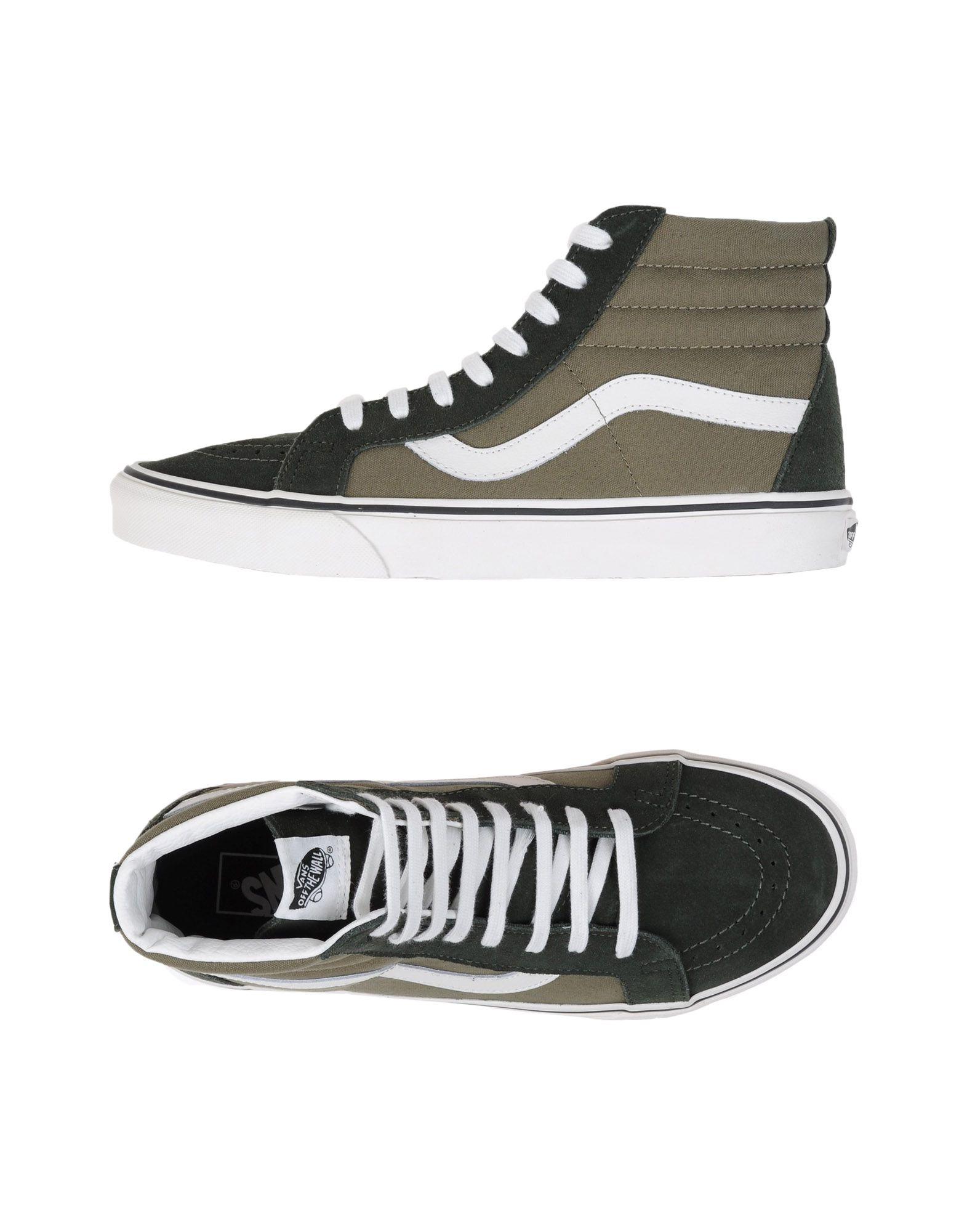 Sneakers Vans Sk8-Hi Reissue - Uomo - 11108142DS