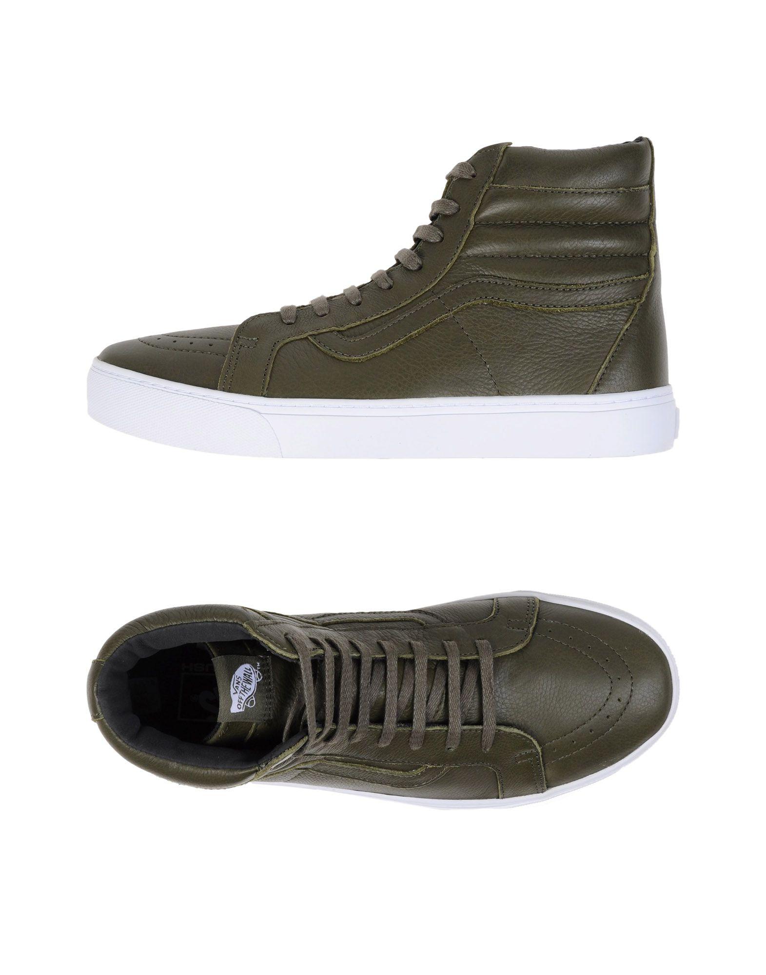 Vans Sk8-Hi Cup - Sneakers Sneakers - Men Vans Sneakers - online on  Canada - 11108218BP fa456b