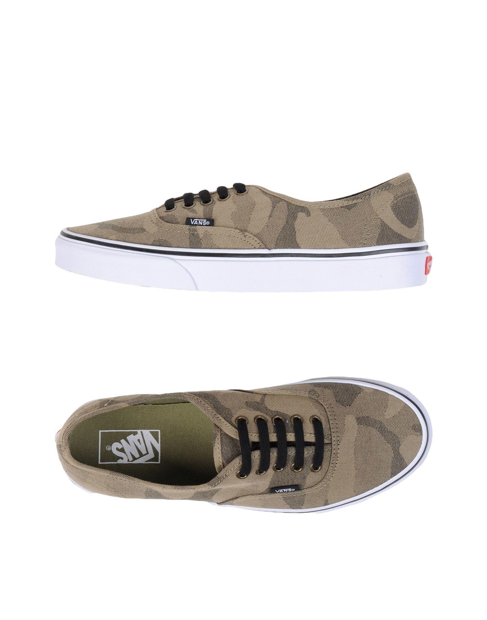 Rabatt echte Schuhe Vans Authentic  11108413NU