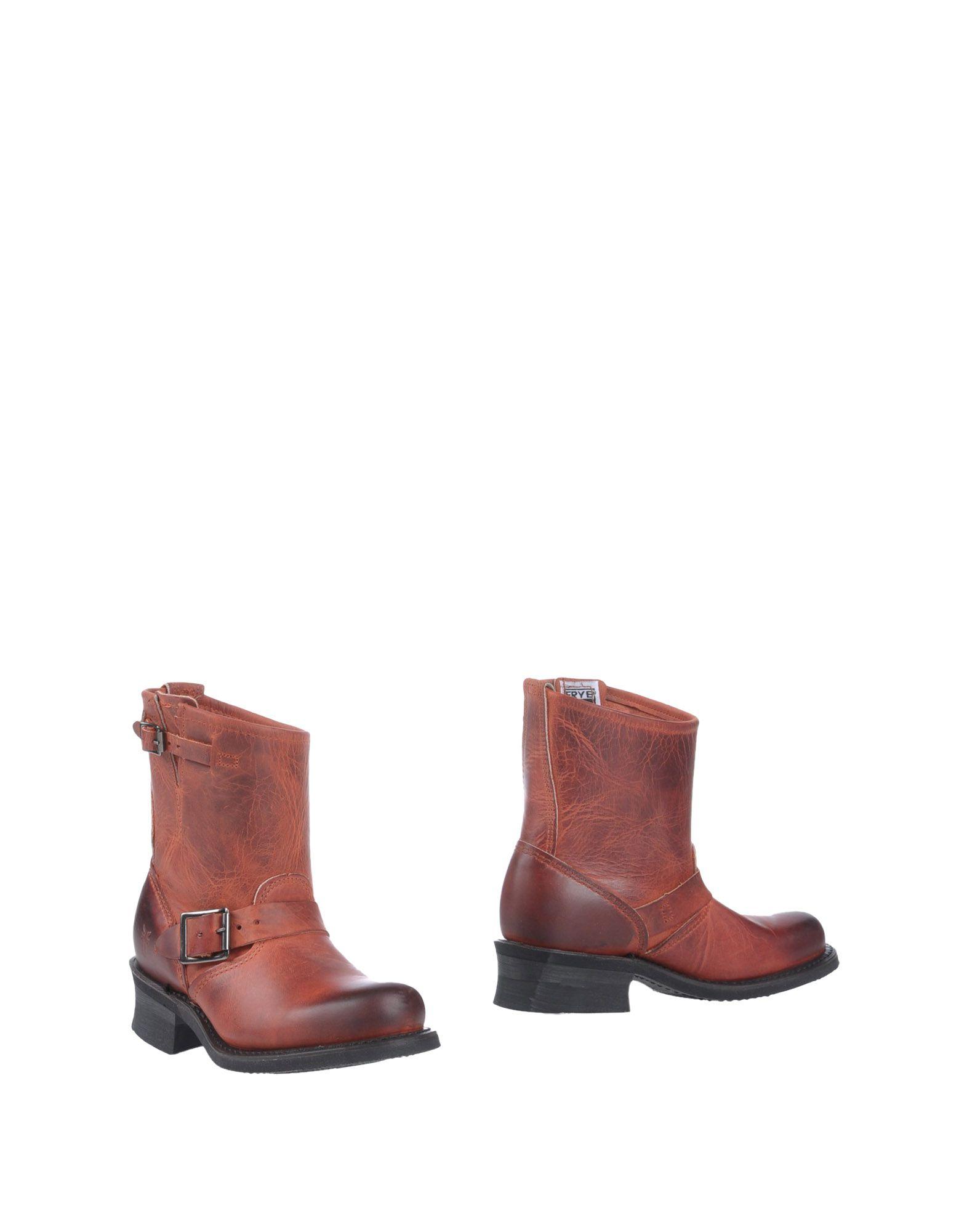 Stilvolle billige  Schuhe Frye Stiefelette Damen  billige 11108564VW 2fe195