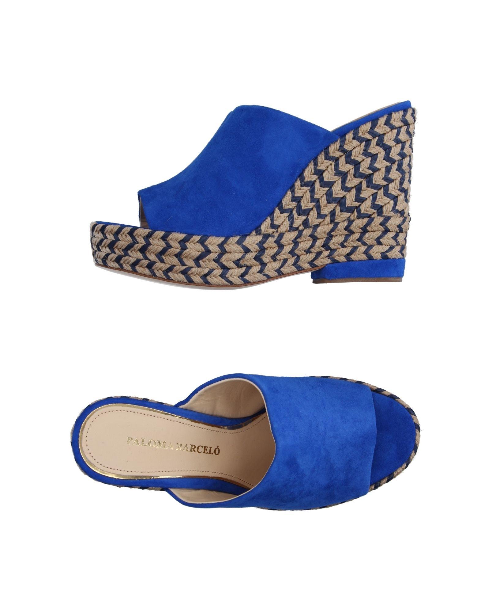 Paloma 11108567DPGut Barceló Espadrilles Damen  11108567DPGut Paloma aussehende strapazierfähige Schuhe 87e68c