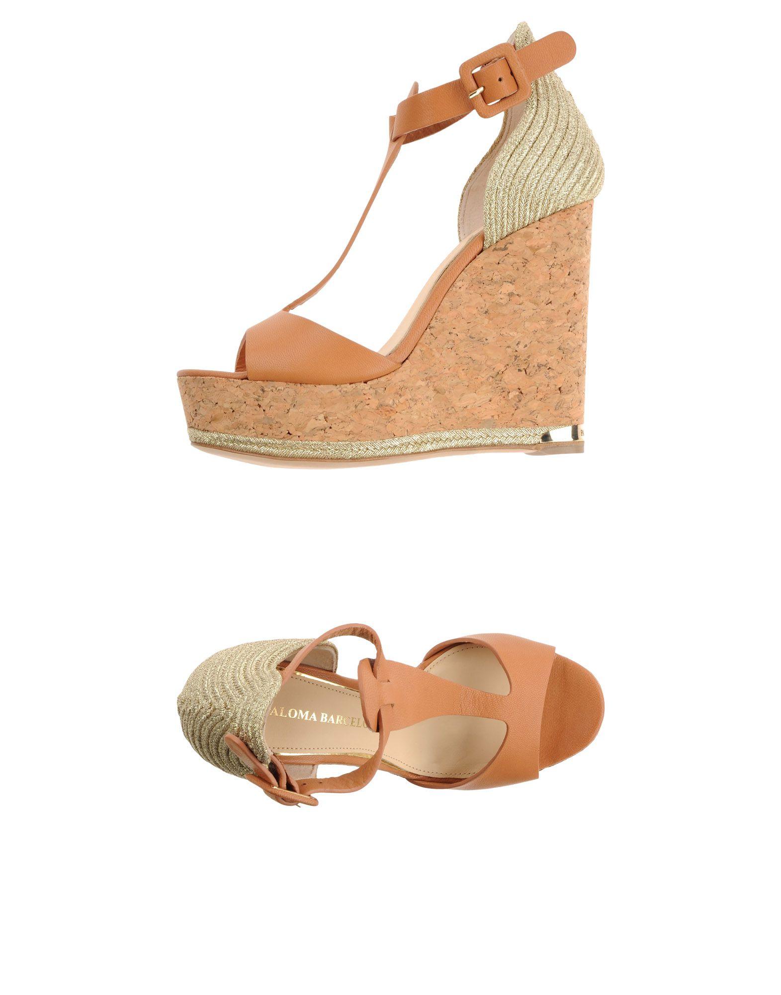 Paloma Barceló Sandalen Damen  11108581FEGut aussehende strapazierfähige Schuhe