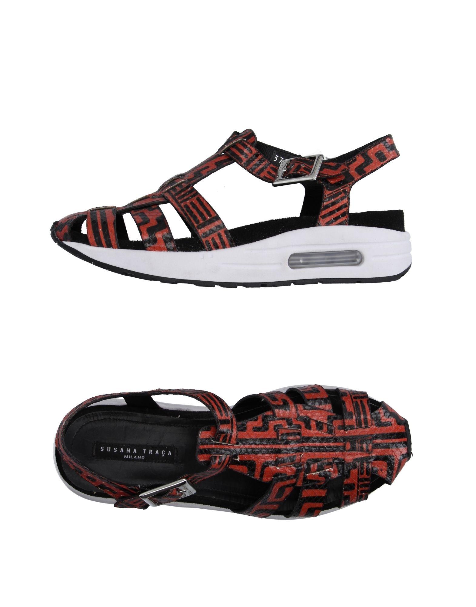 Susana Traca Sandalen Damen  11108663SFGut aussehende strapazierfähige Schuhe