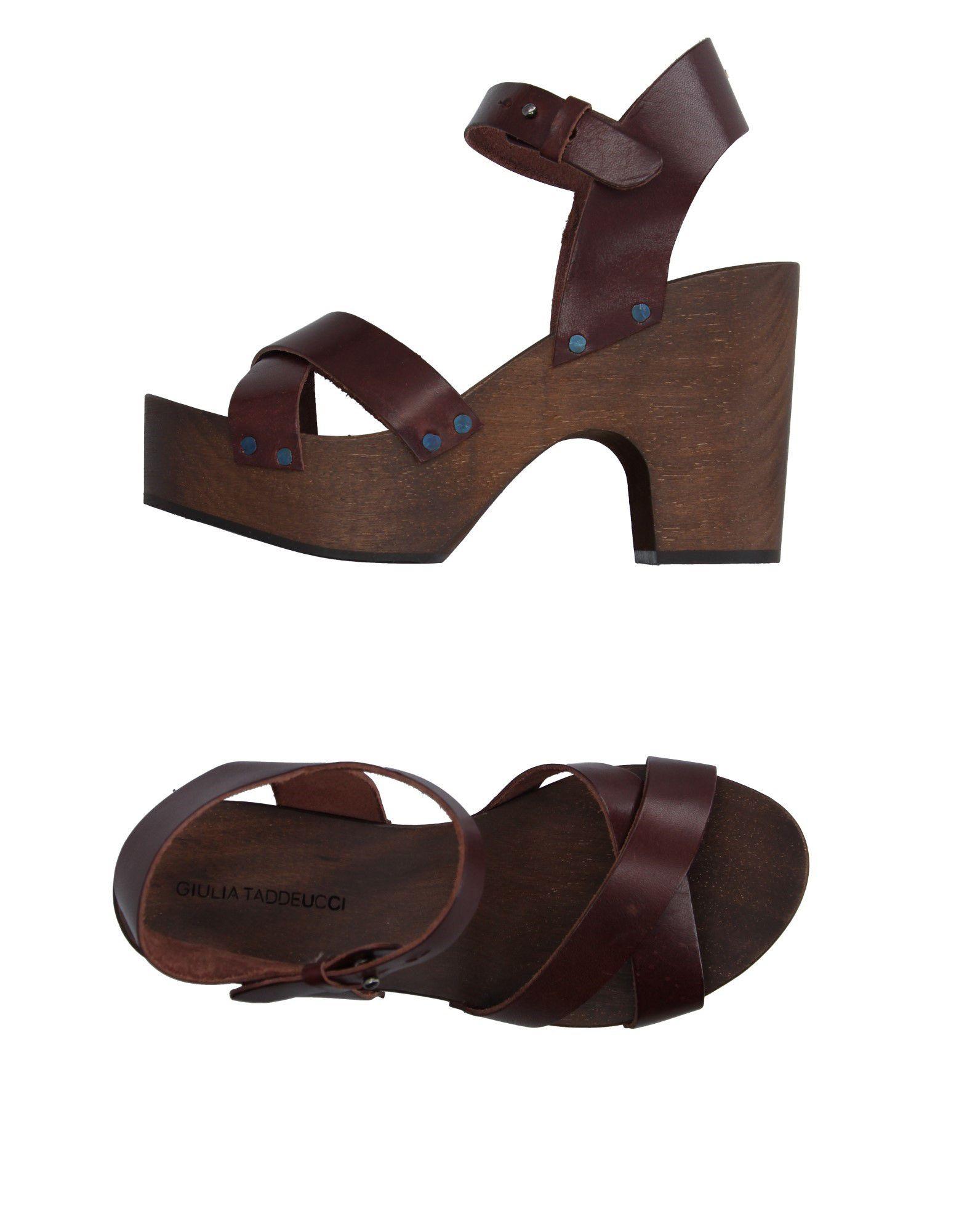 Giulia Taddeucci Sandalen Damen  11108839SC Neue Schuhe