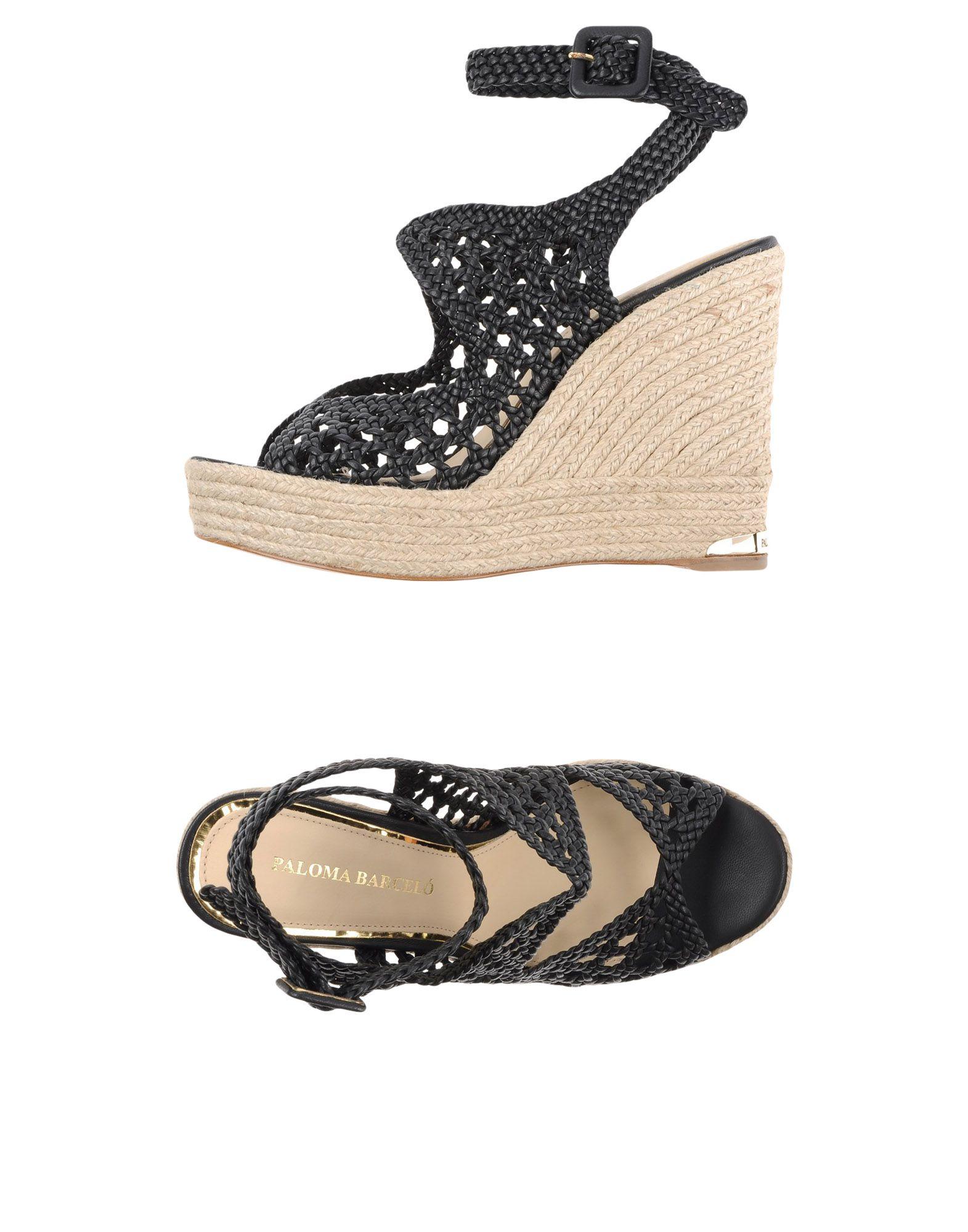 Rabatt Schuhe Paloma Barceló Espadrilles Damen  11108930IX