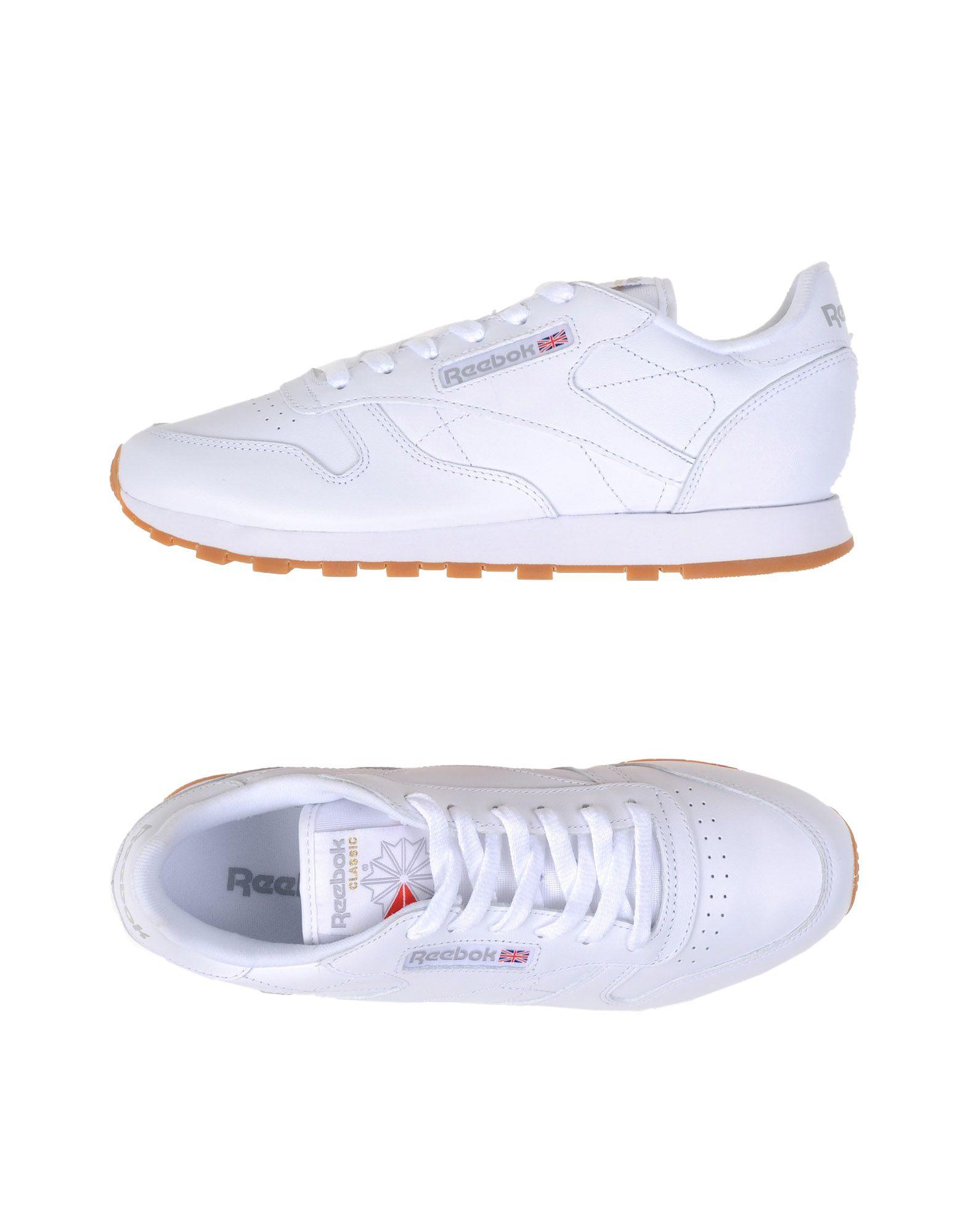 Sneakers Reebok - Cl Lthr - Reebok Donna - 11109270CN 0117dd