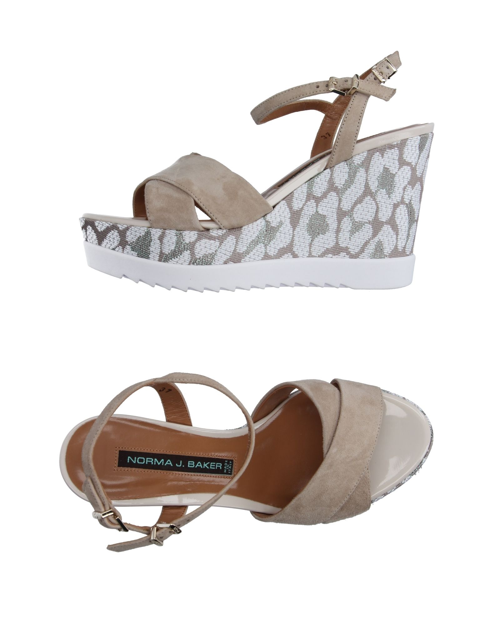 Gut um billige Schuhe zu tragenNorma 11109285TA J.Baker Sandalen Damen  11109285TA tragenNorma 13c668