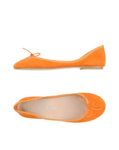 CANTARELLI Ballet flats Orange Women