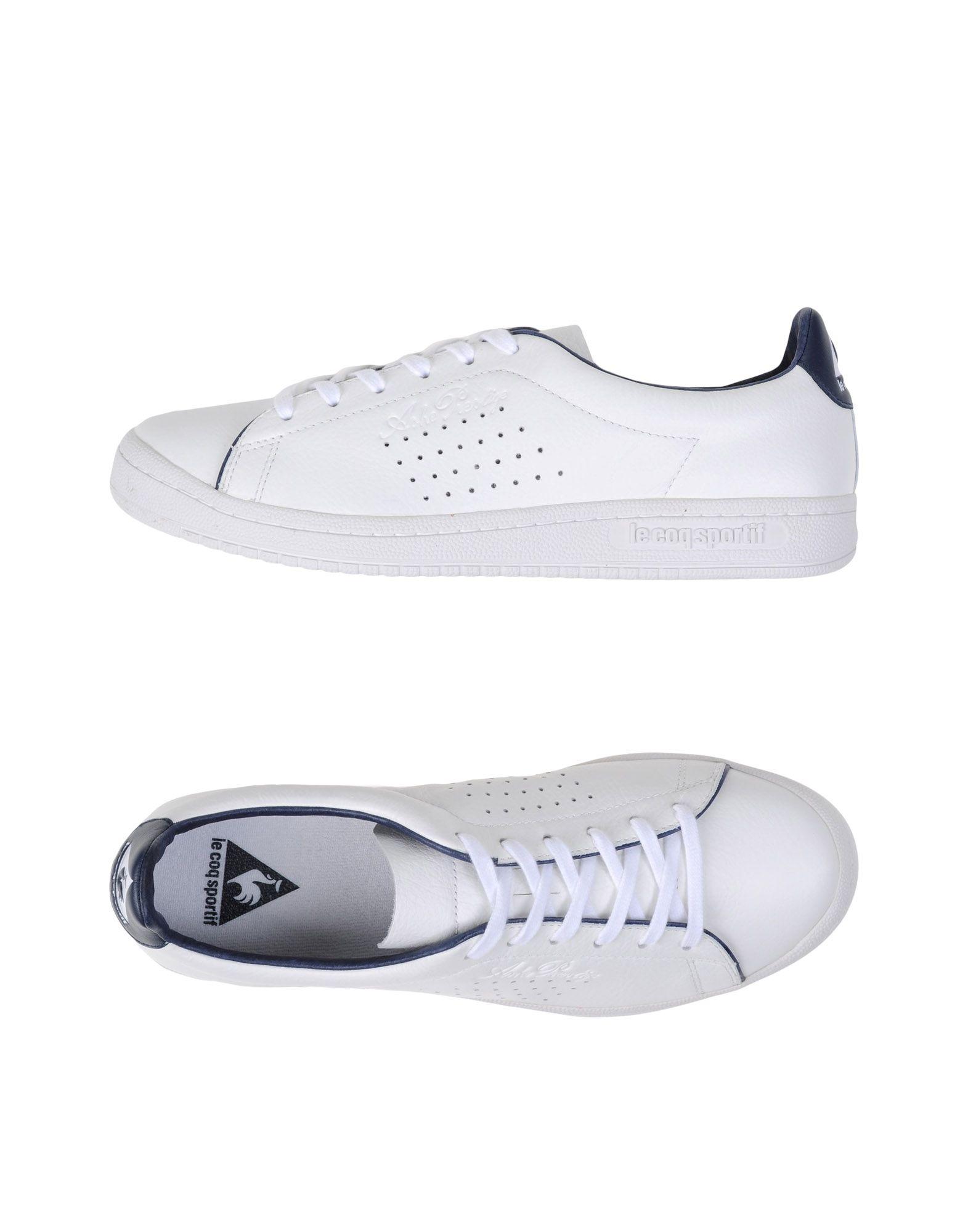 Sneakers Le Coq Sportif Ashe Prestige Lea - Homme - Sneakers Le Coq Sportif sur